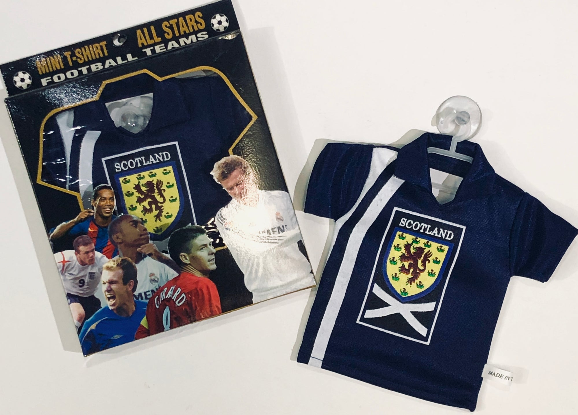 Scotland Mini Shirt