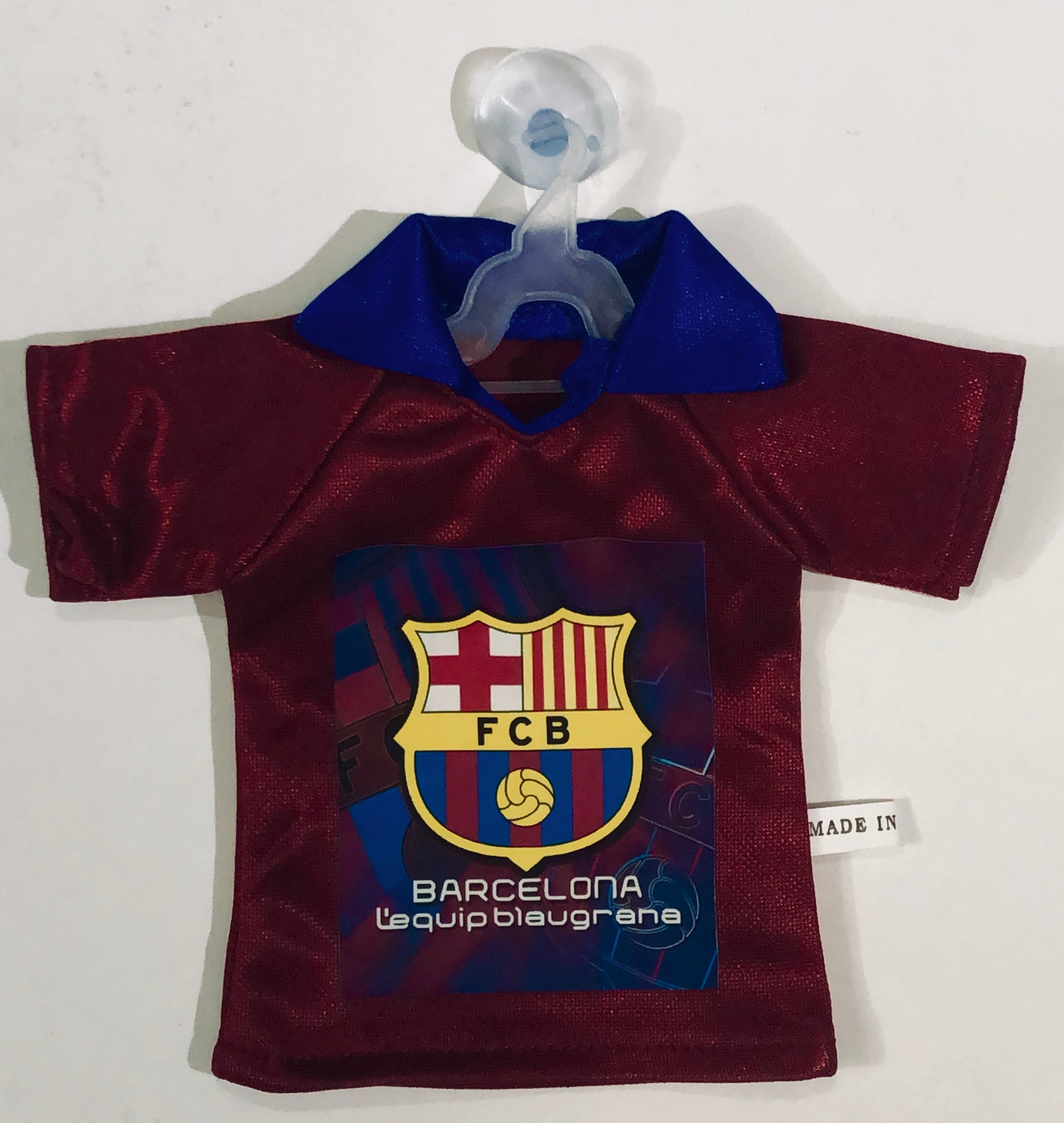Barcelona Mini Shirt