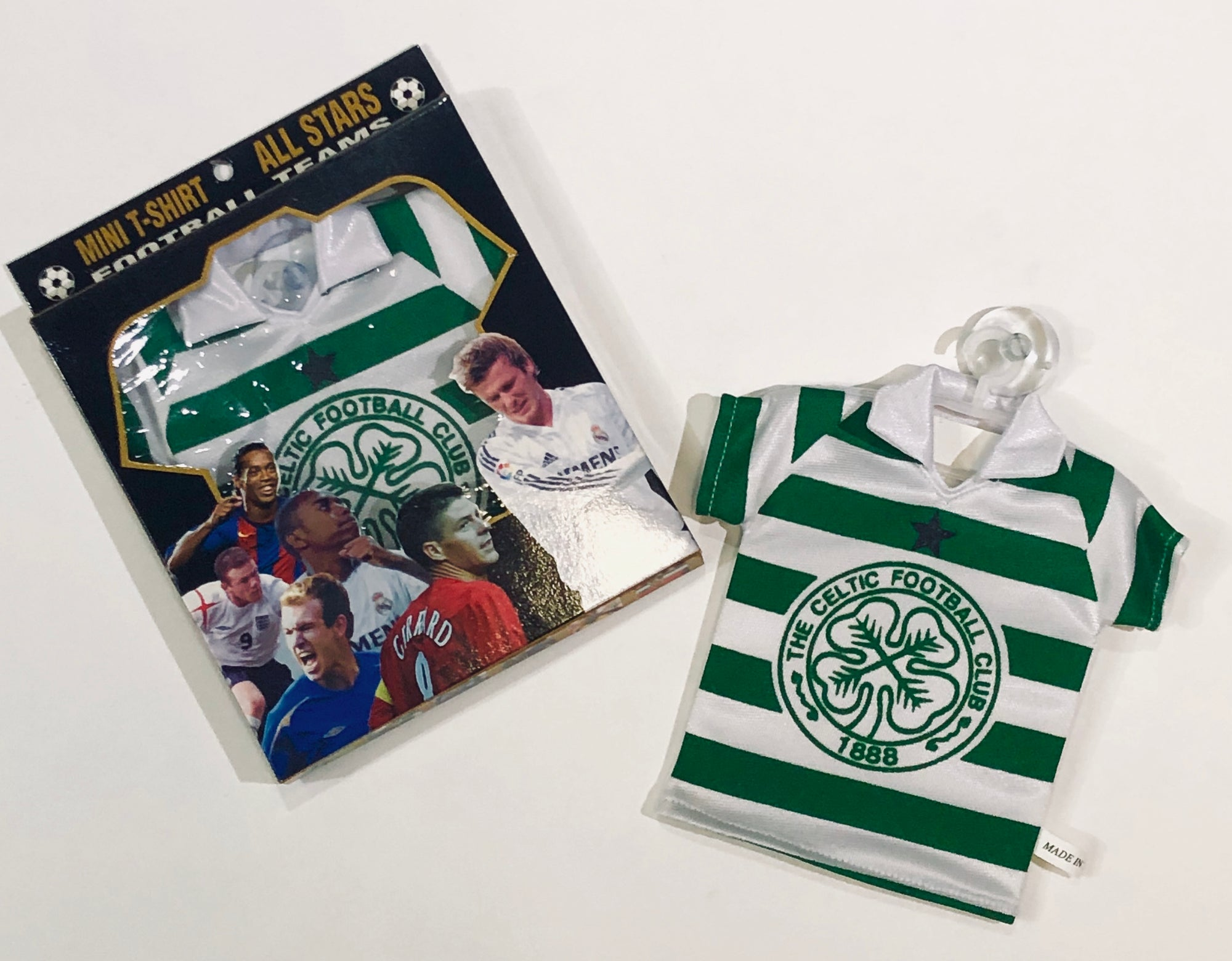 Celtic Mini Shirt