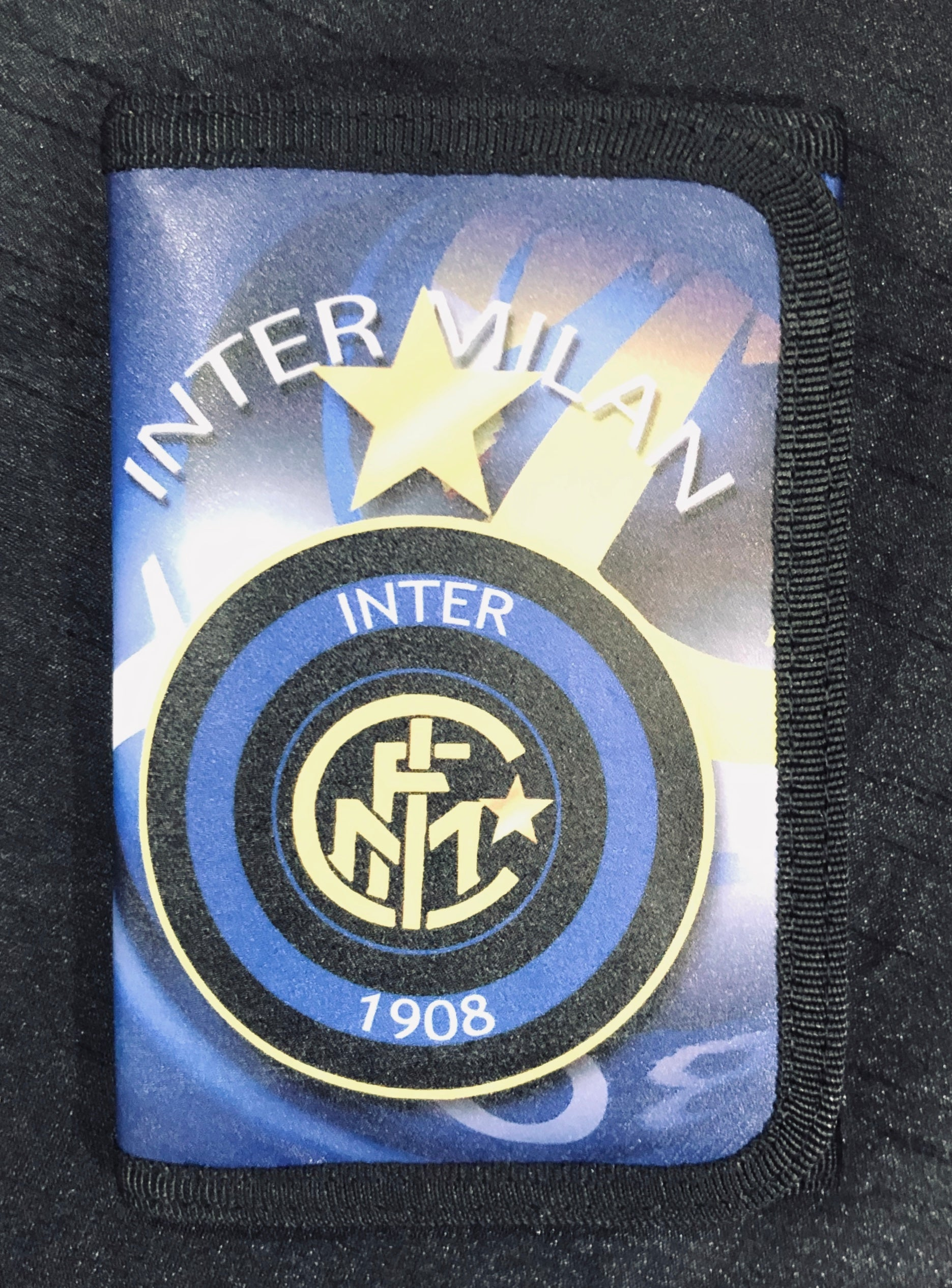 Inter Milan Velcro Wallet