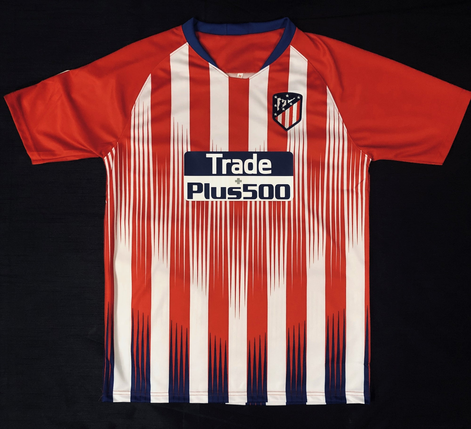 Atletico Madrid Home 2018/19 Adult Shirt ~ Replica Version