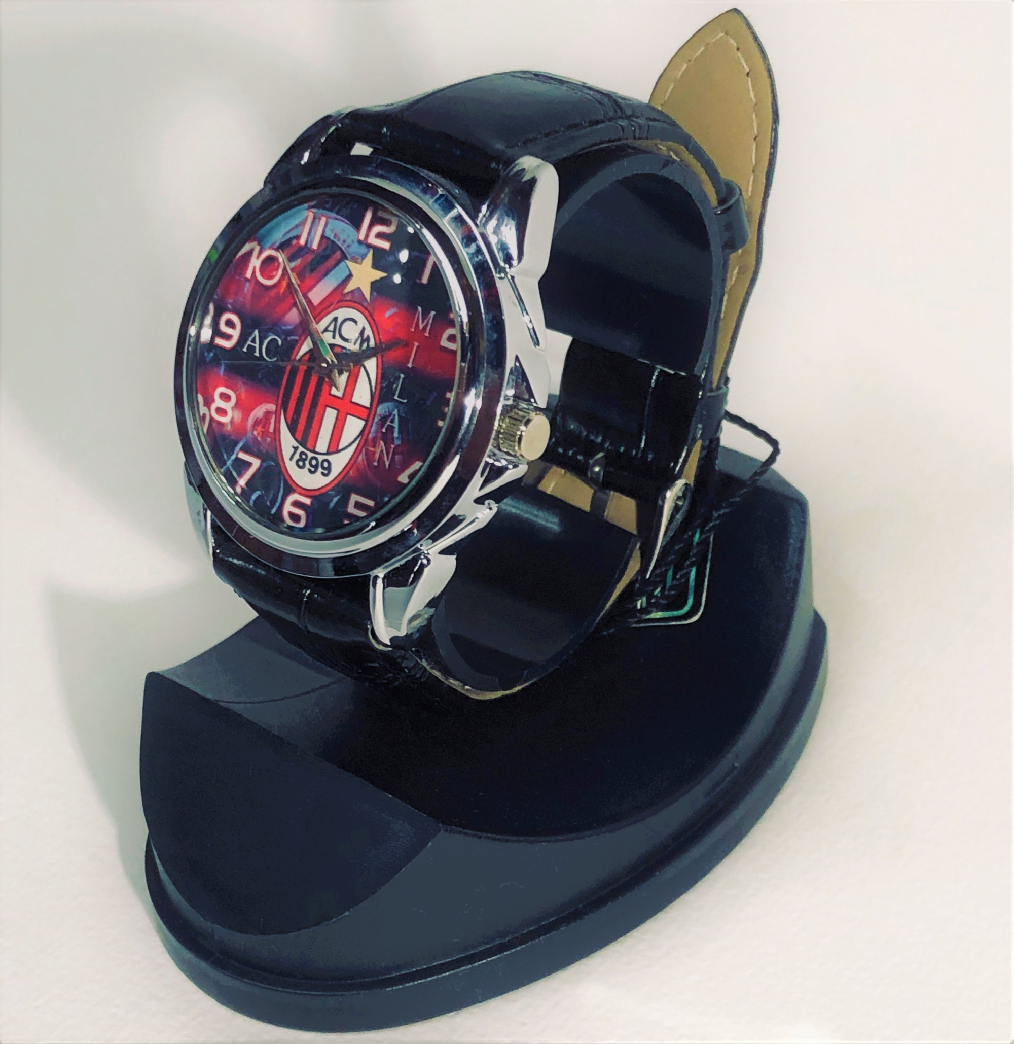 AC Milan Mens Wrist Watch