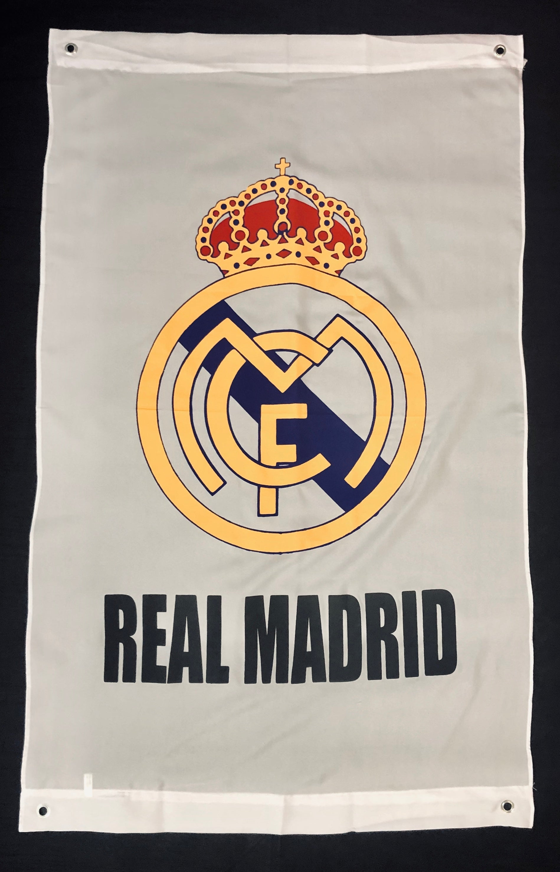 Real Madrid Wall Flag