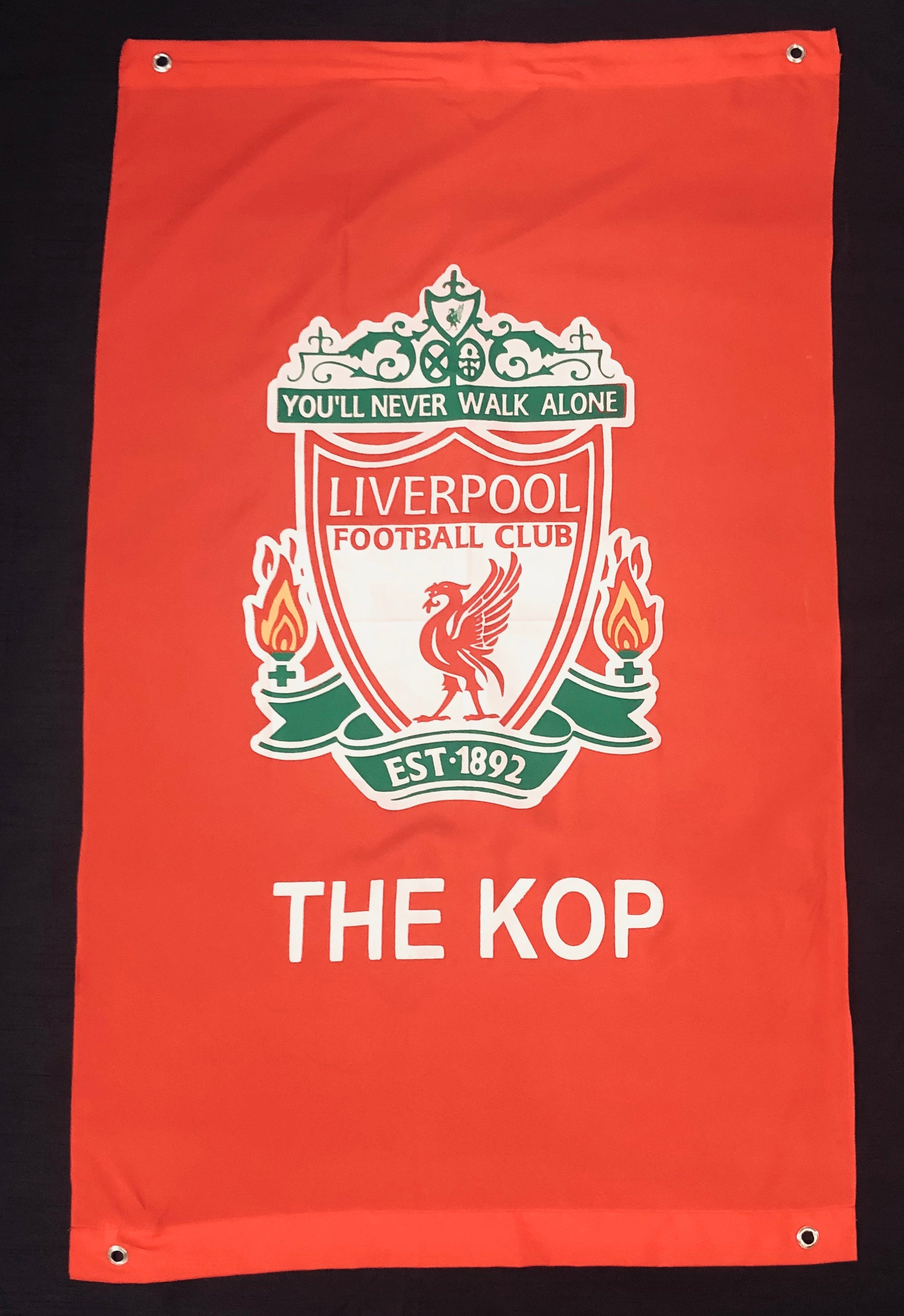 Liverpool Wall Flag