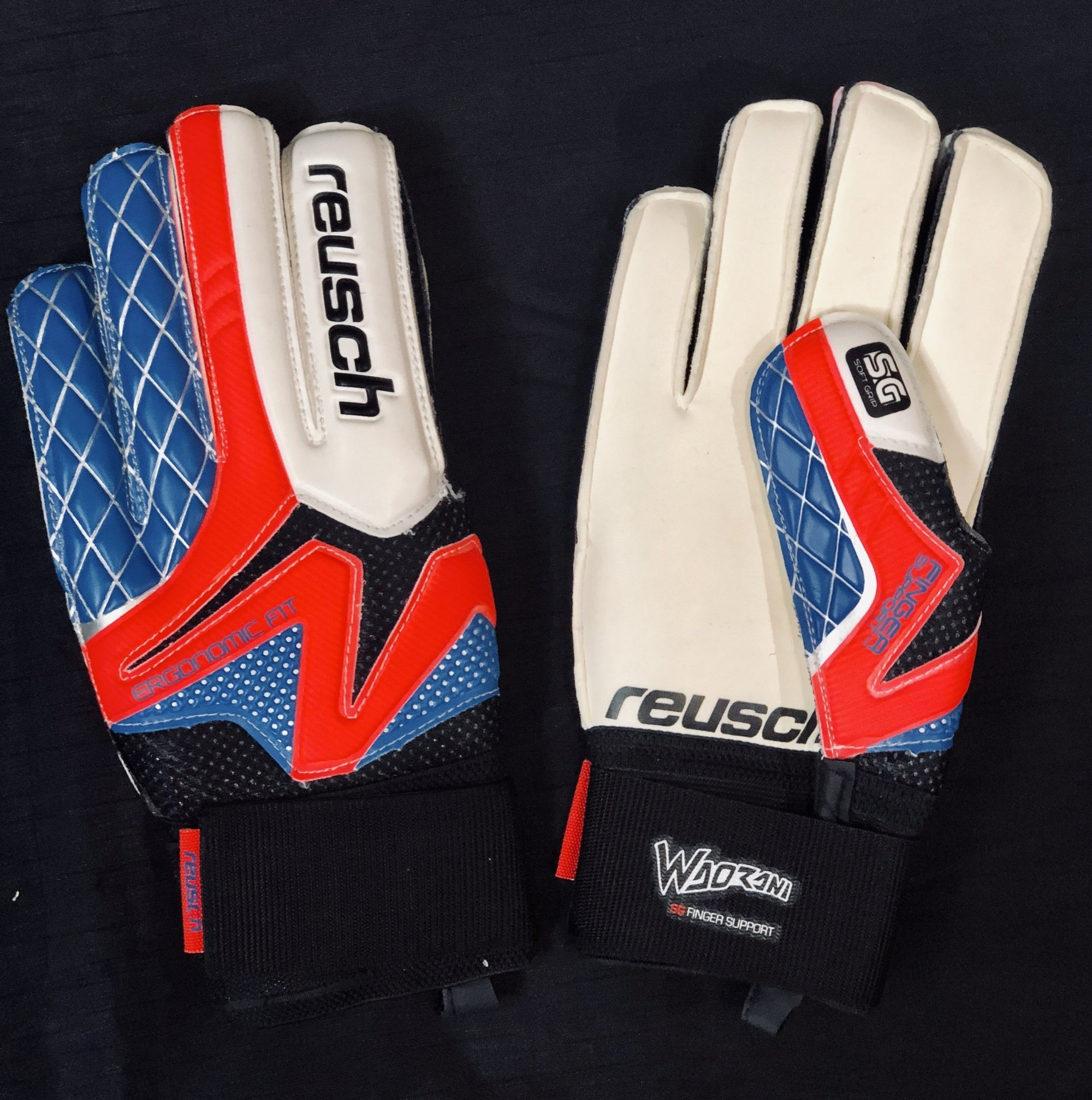 Reusch Waorani SG Finger Support