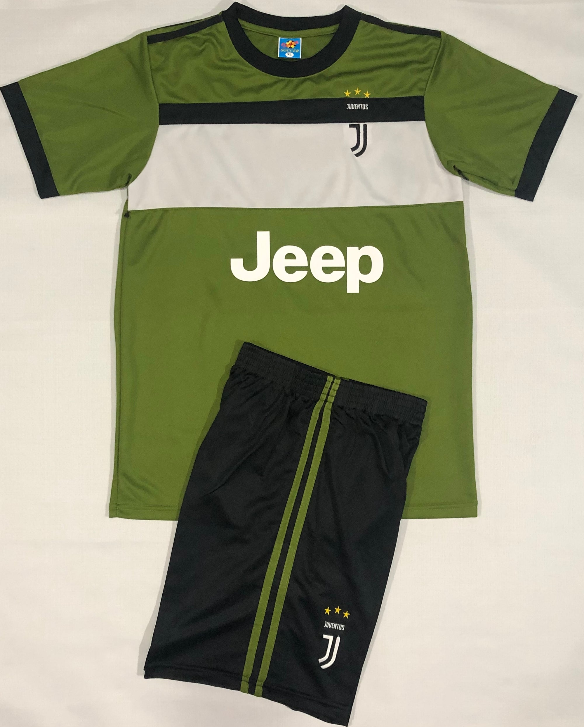 JUVENTUS 3rd 2017/18 KIDS 2-PIECE SOCCER SET