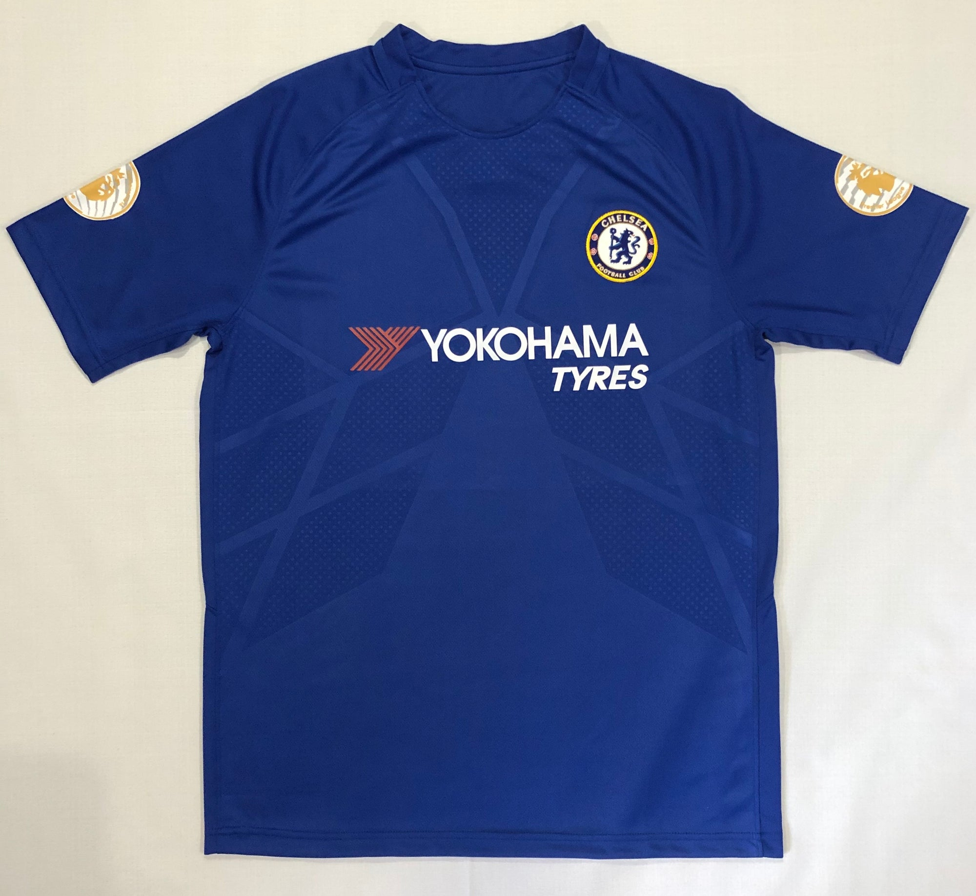 Chelsea Home 2017/18 Adult Shirt ~ Replica Version