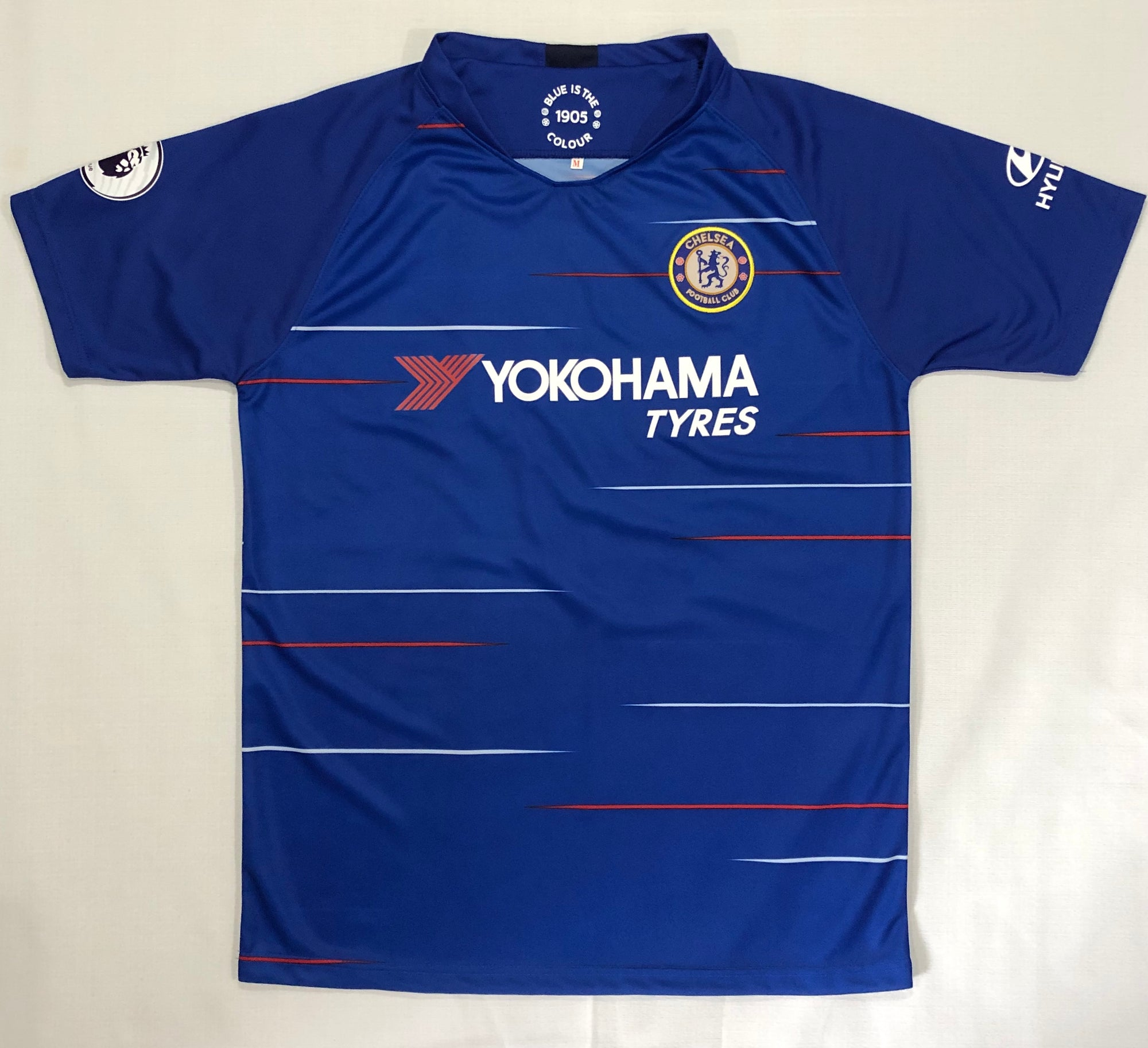 Chelsea Home 2018/19 Adult Shirt ~ Replica Version