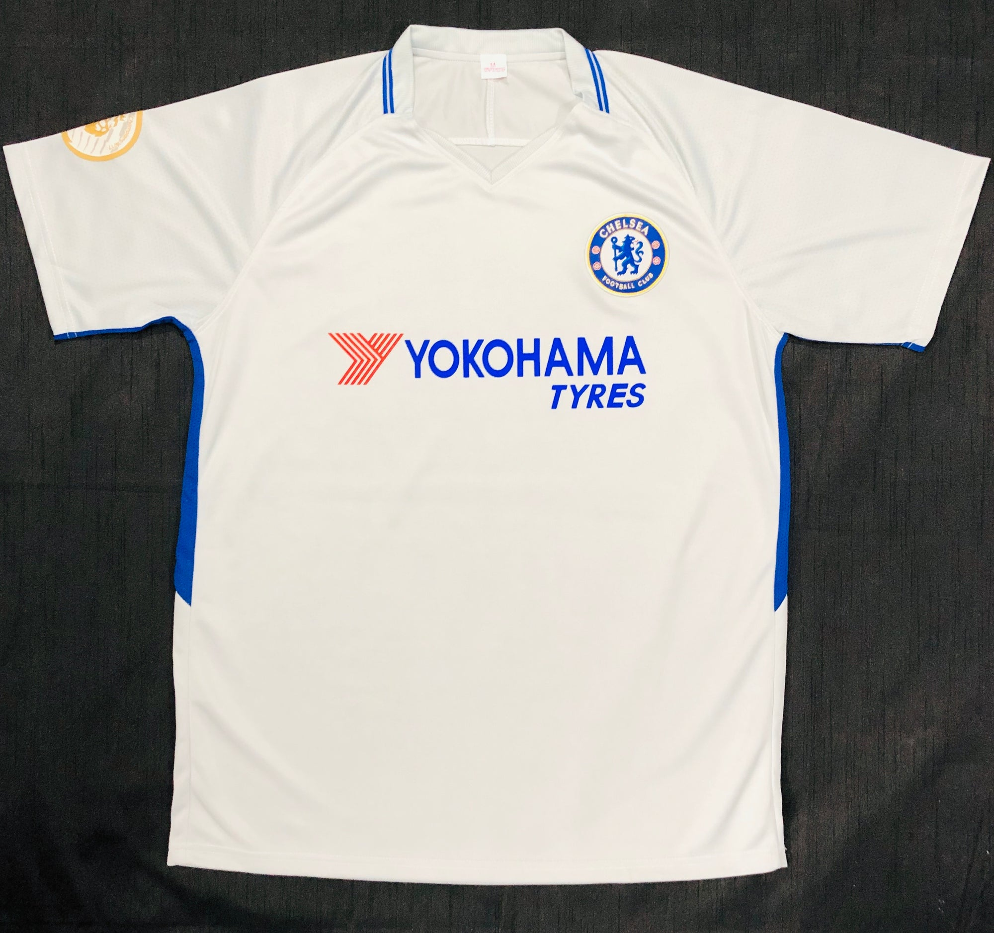 Chelsea Away 2017/18 Adult Shirt ~ Replica Version