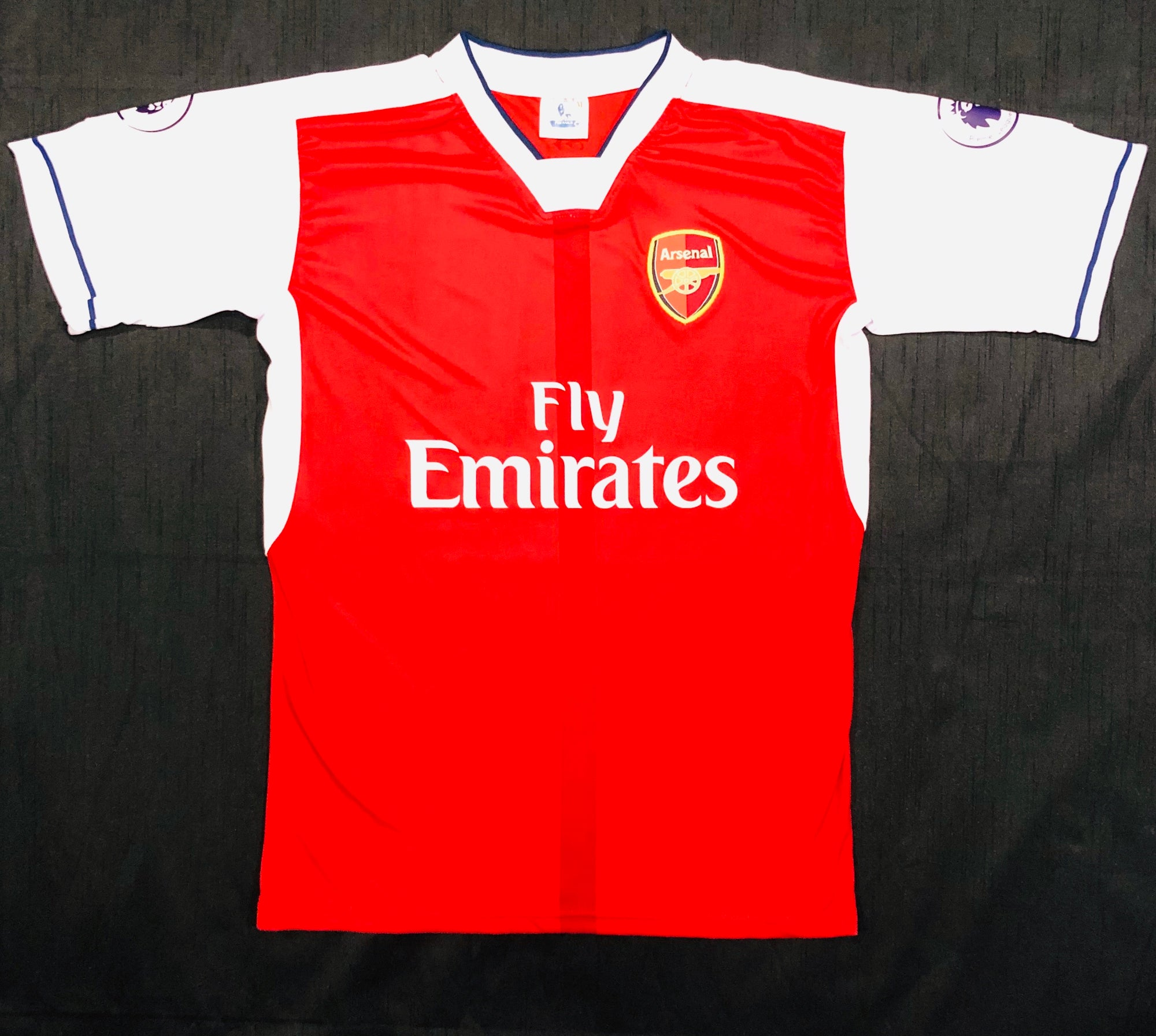 Arsenal Home 2016/17 Adult Shirt ~ Replica Version