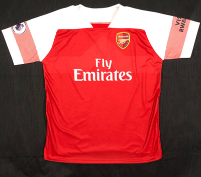 Arsenal Home Shirt 2018/19 ~ Adult Replica