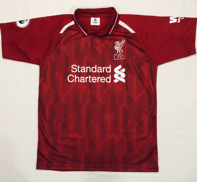 Liverpool Home Shirt 2018/19 ~ Adult Replica