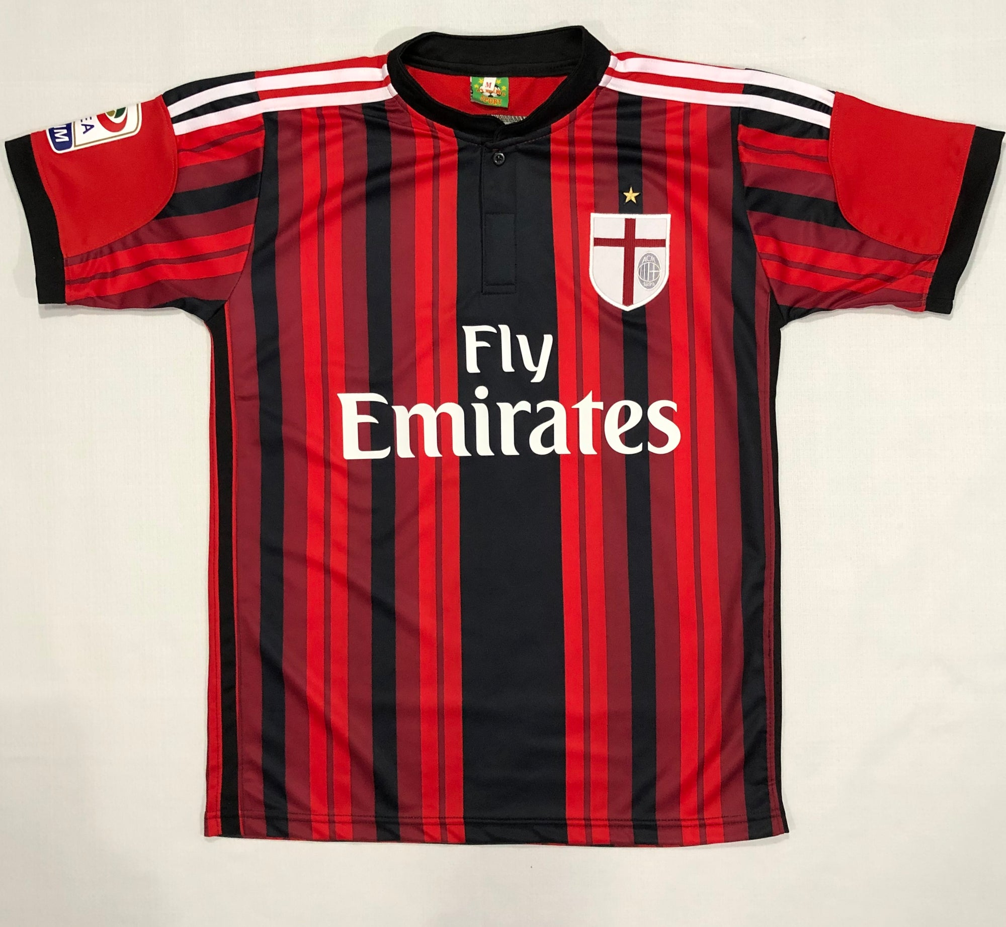 AC Milan Home Shirt 2014/15 ~ Adult Replica