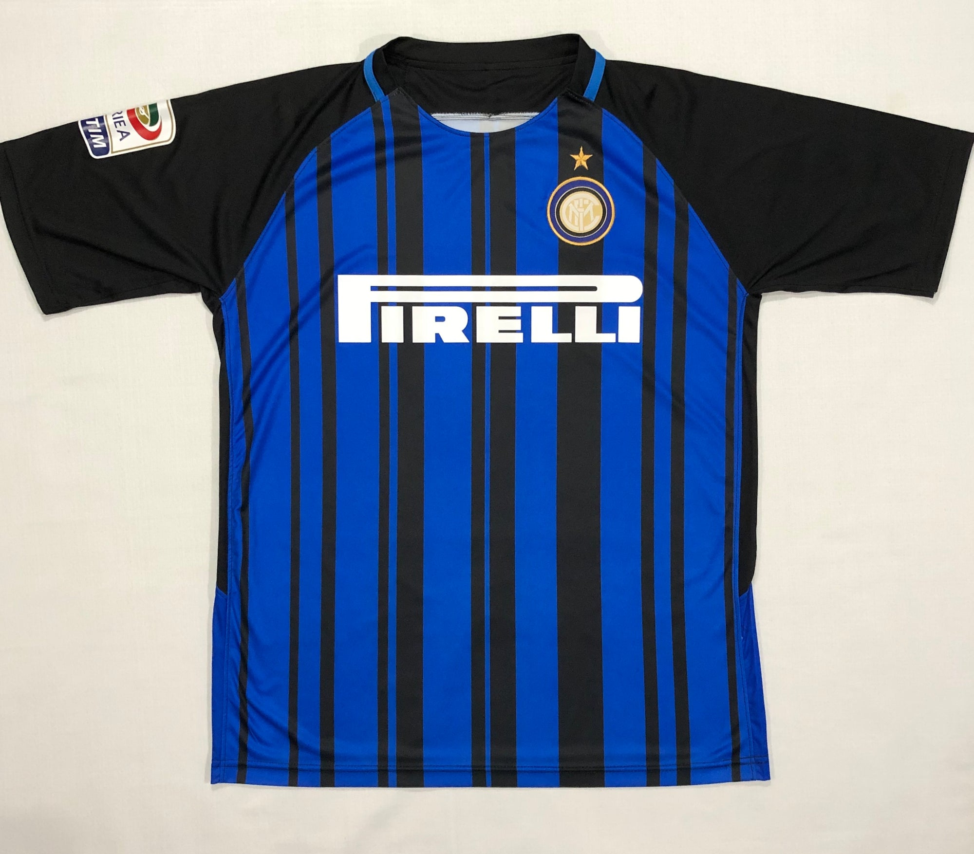 Inter Milan Home 2017/18 Adult Shirt ~ Replica Version