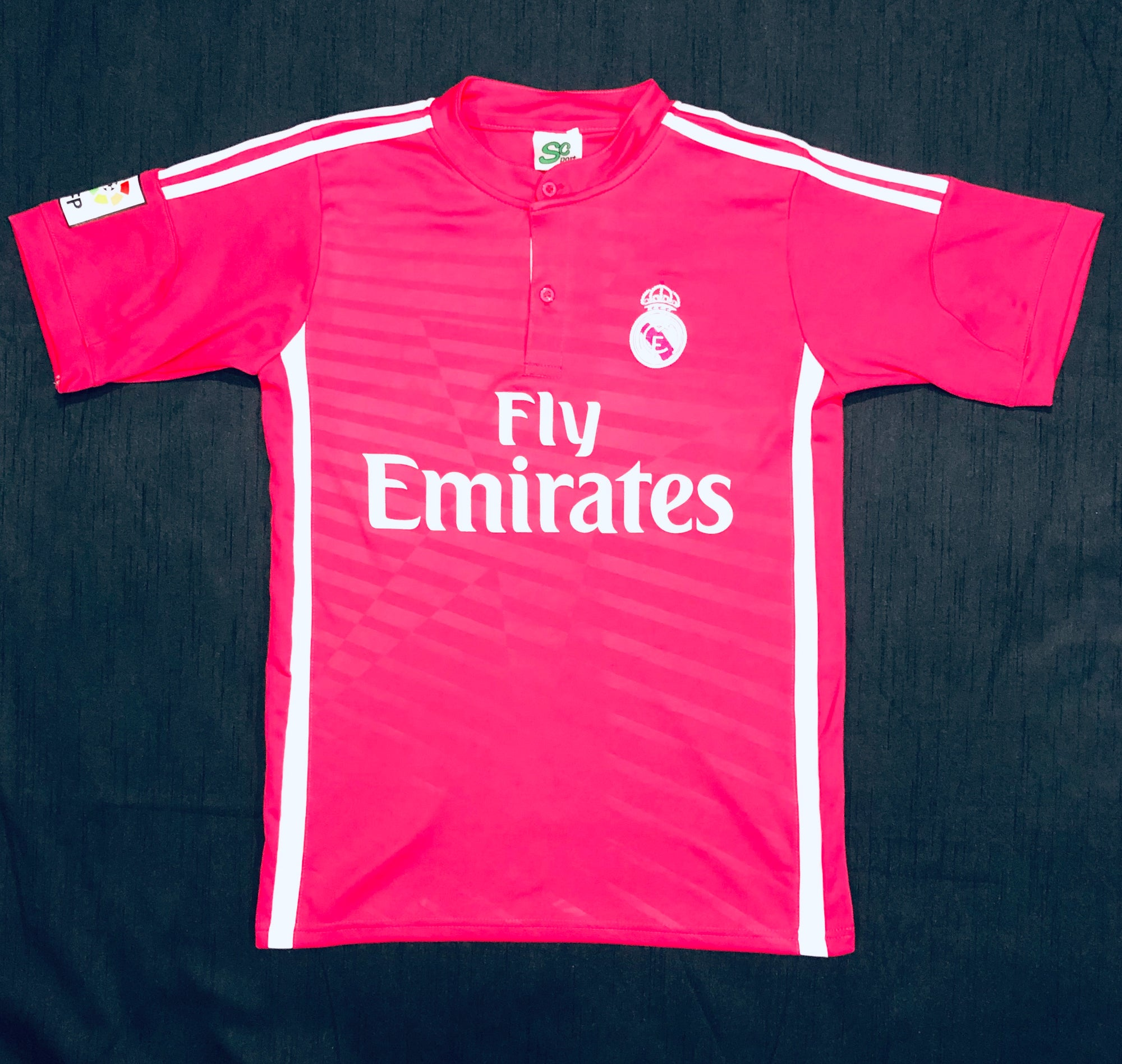 Real Madrid Away 2014/15 Adult Shirt ~ Replica Version