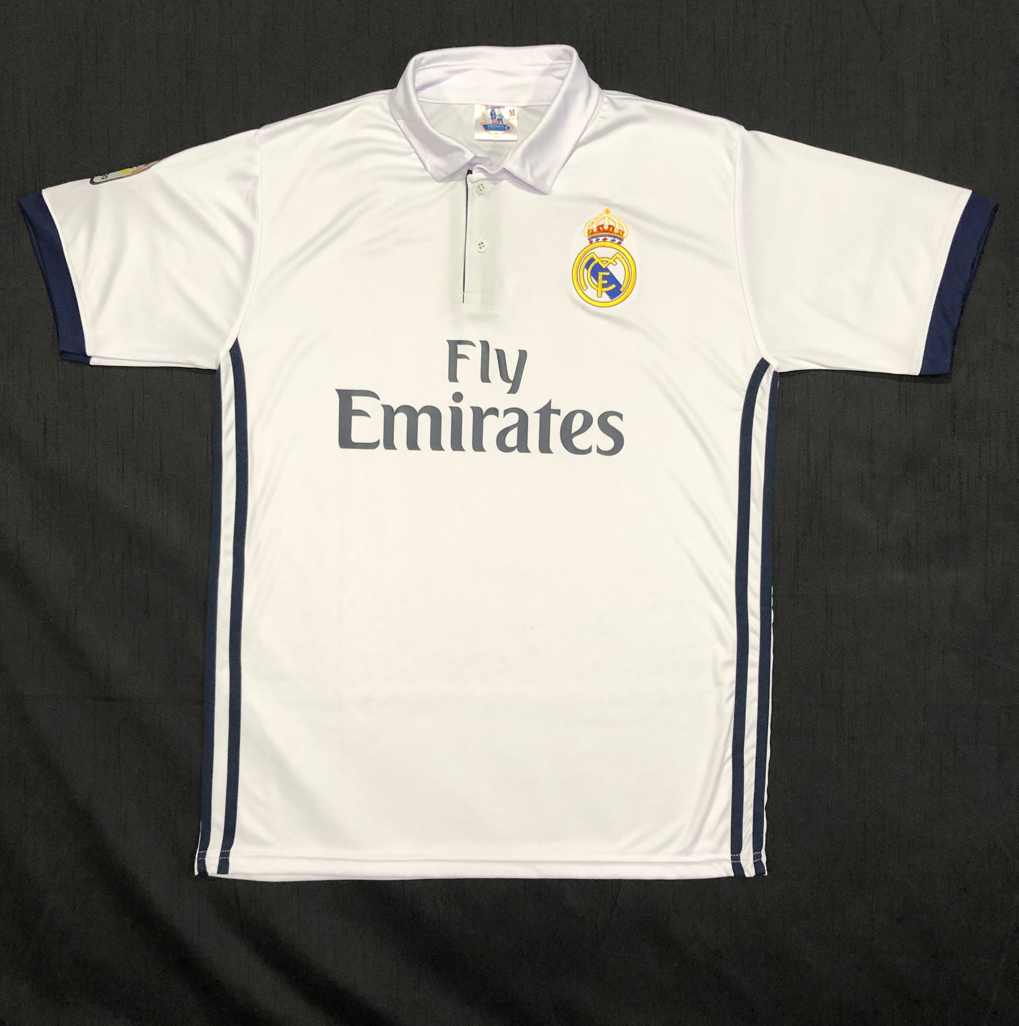 Real Madrid Home 2016/17 Adult Shirt ~ Replica Version