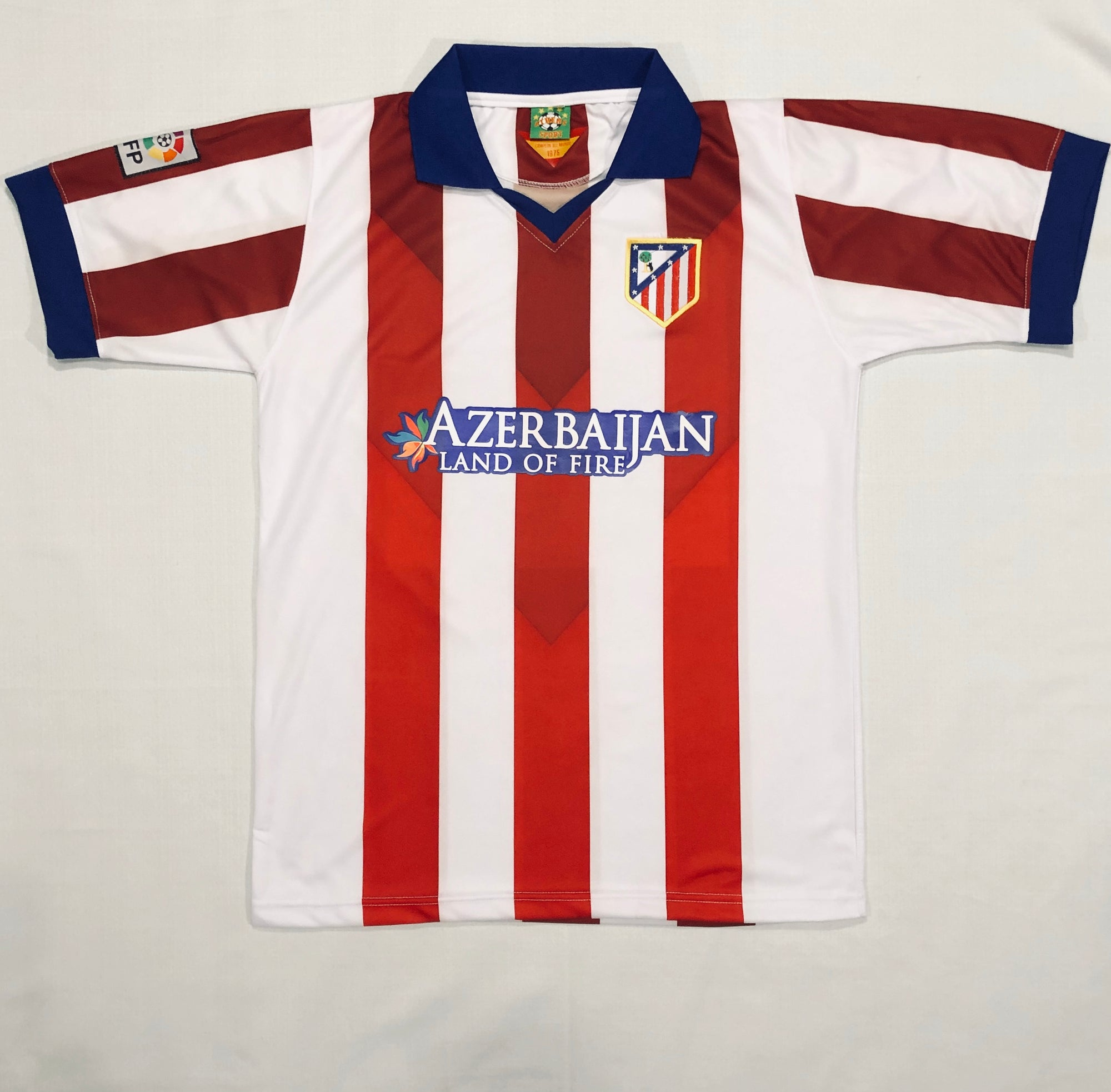 Atletico Madrid Home Shirt 2014/15 ~ Adult Replica (Version AS)
