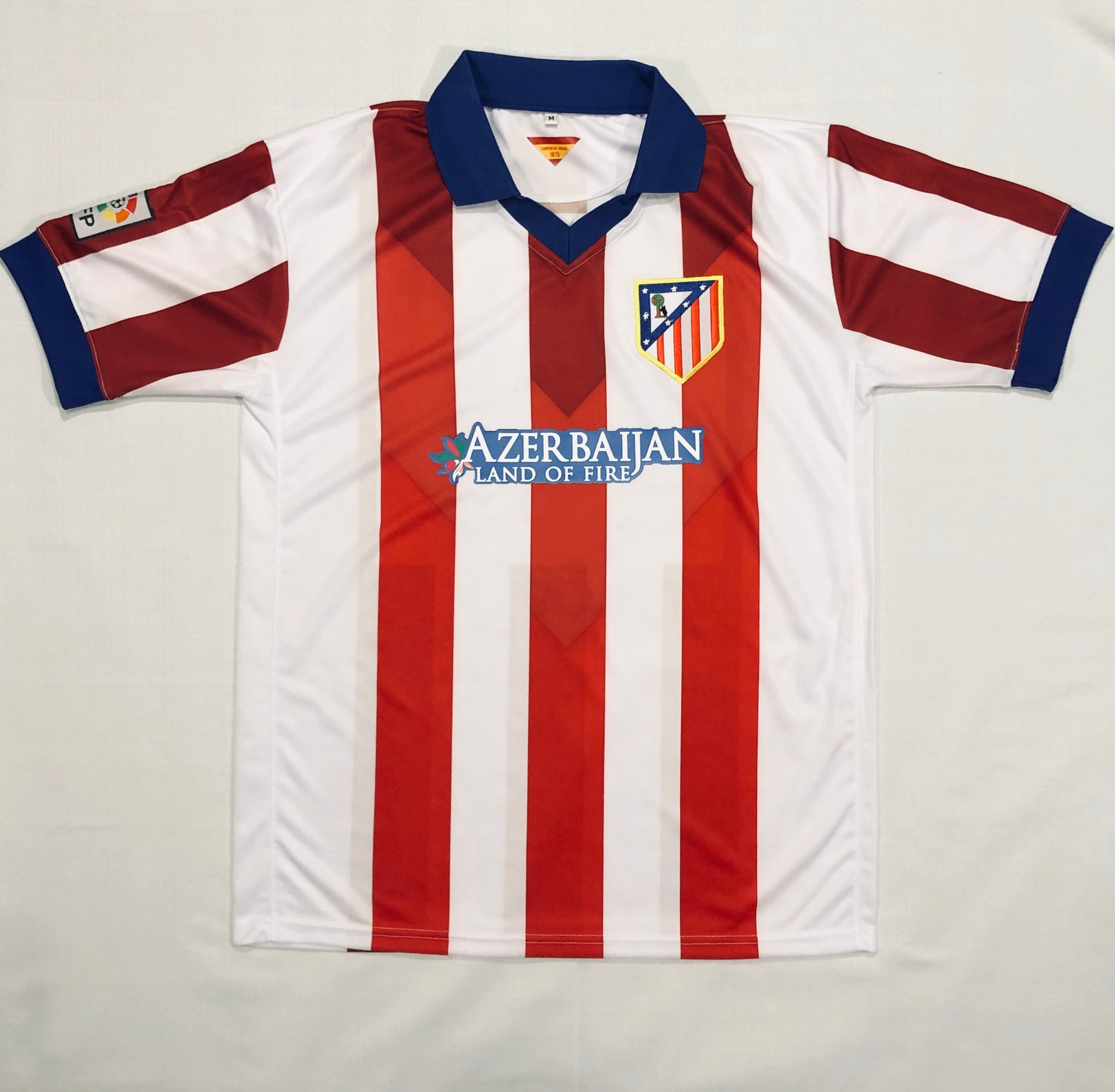 Atletico Madrid Home Shirt 2014/15 ~ Adult Replica (Version ATW)