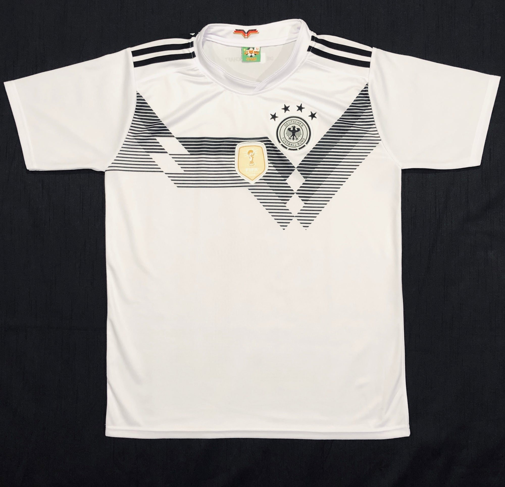 Germany Home WC2018 Adult Shirt ~ Replica Version