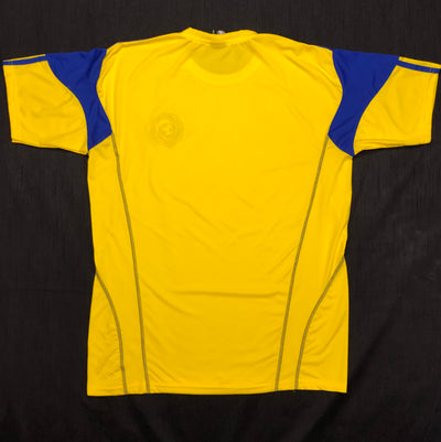 Romania Home Shirt Euro'12 ~ Adult Replica