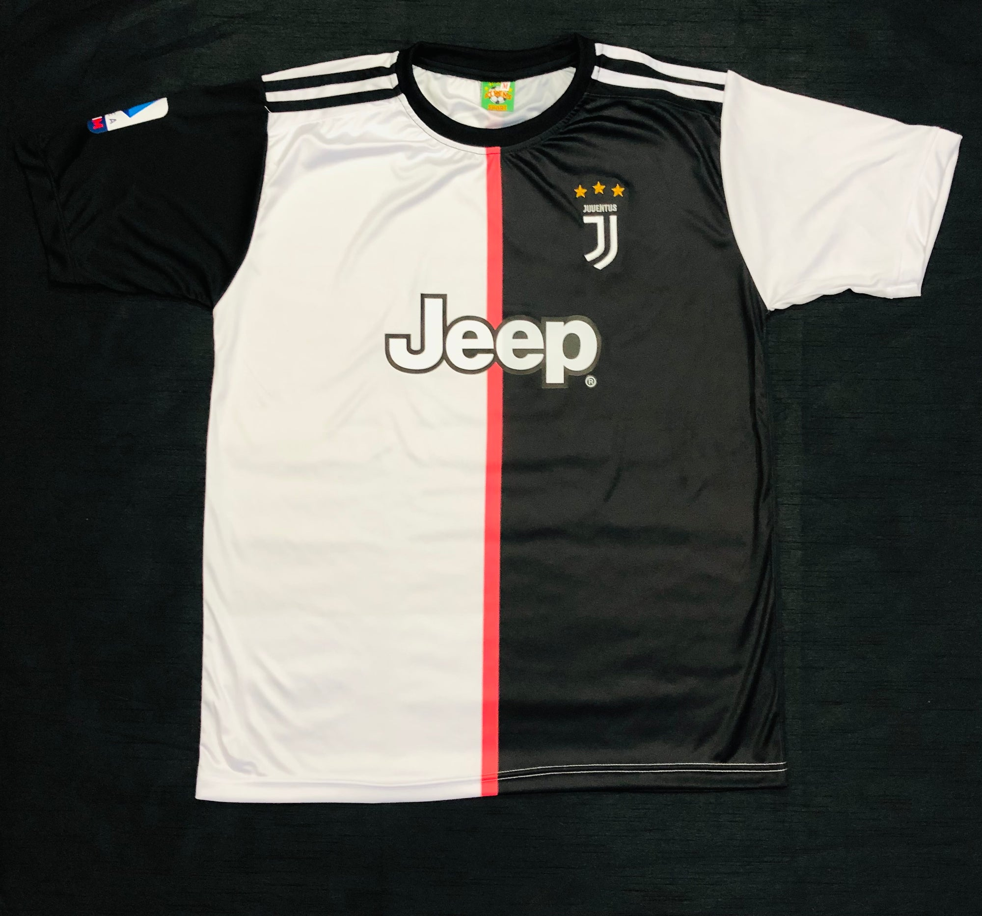 Juventus Home 2019/20 Adult Shirt ~ Replica Version