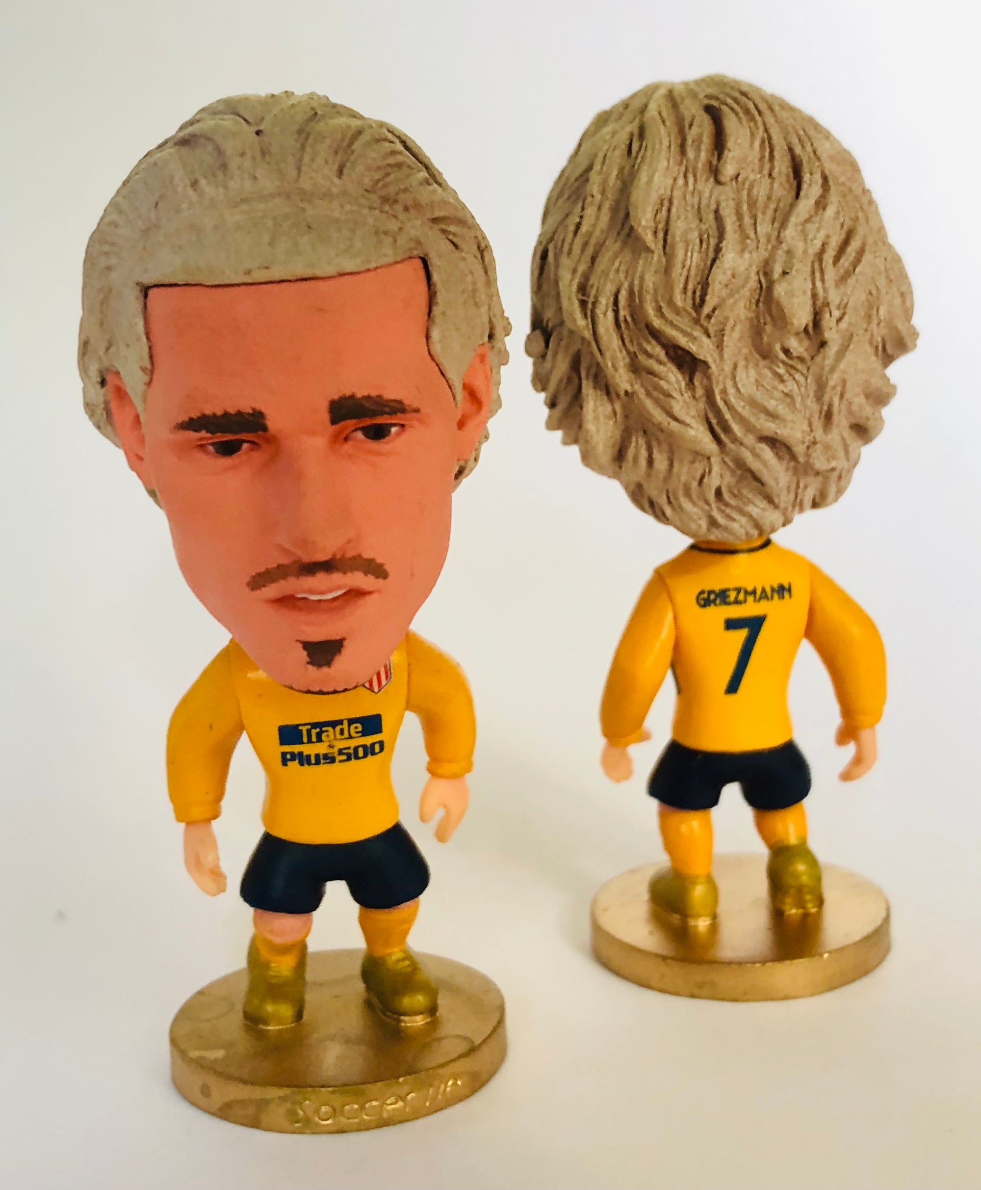 Griezmann Atletico Madrid Figurine (Away Kit)