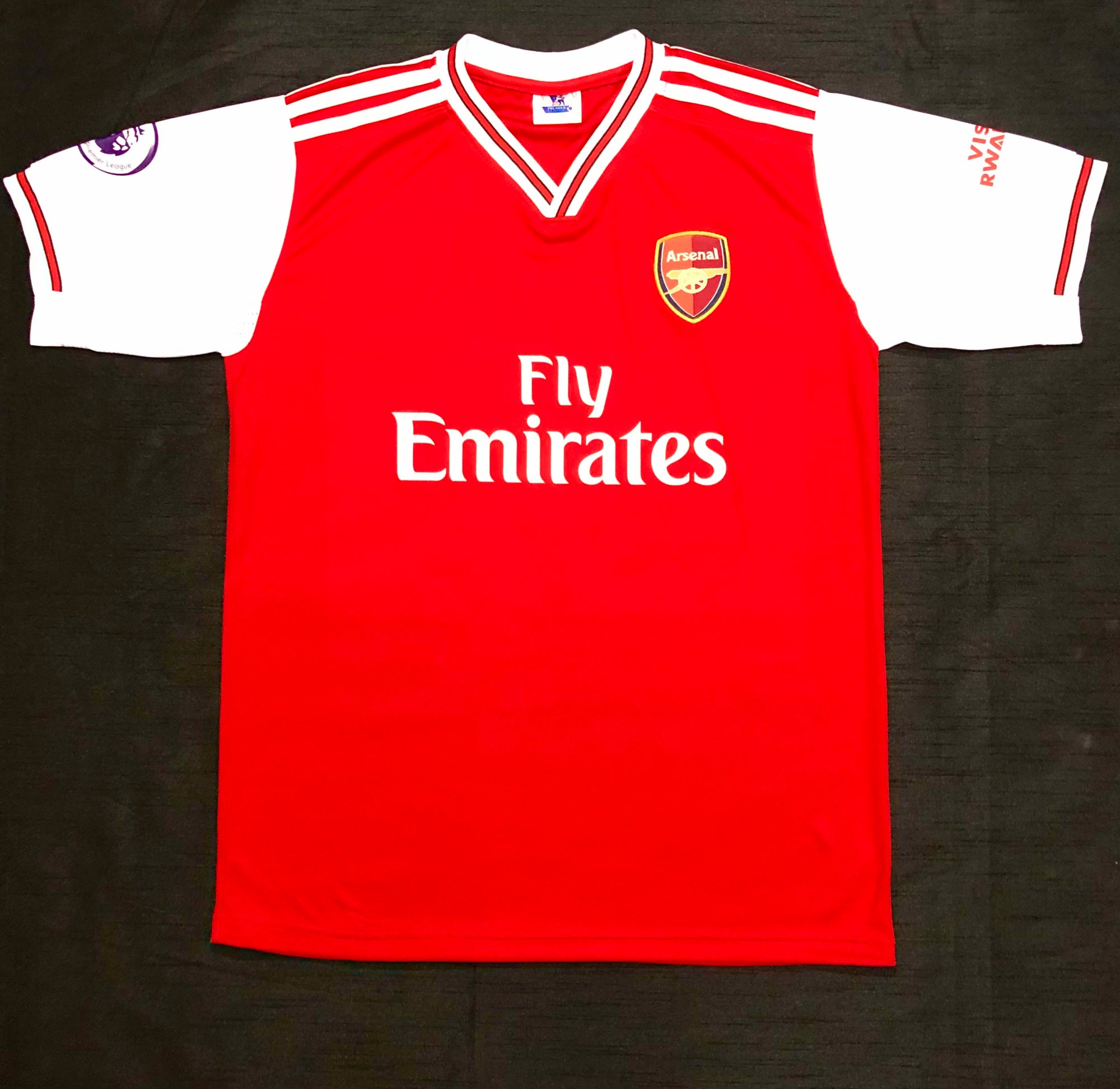 Arsenal Home 2019/20 Adult Shirt ~ Replica Version