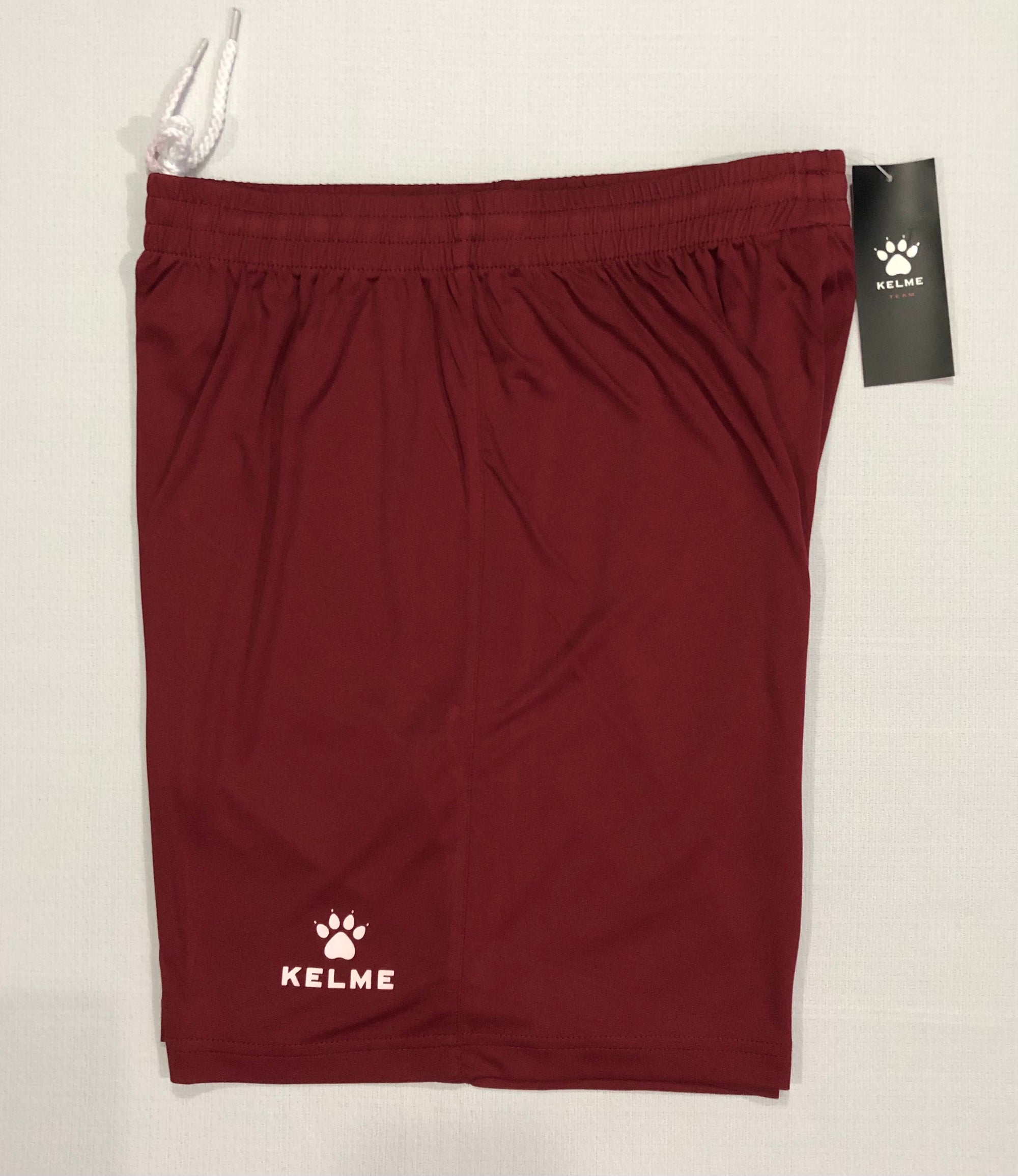 Kelme Adult Short - Burgundy