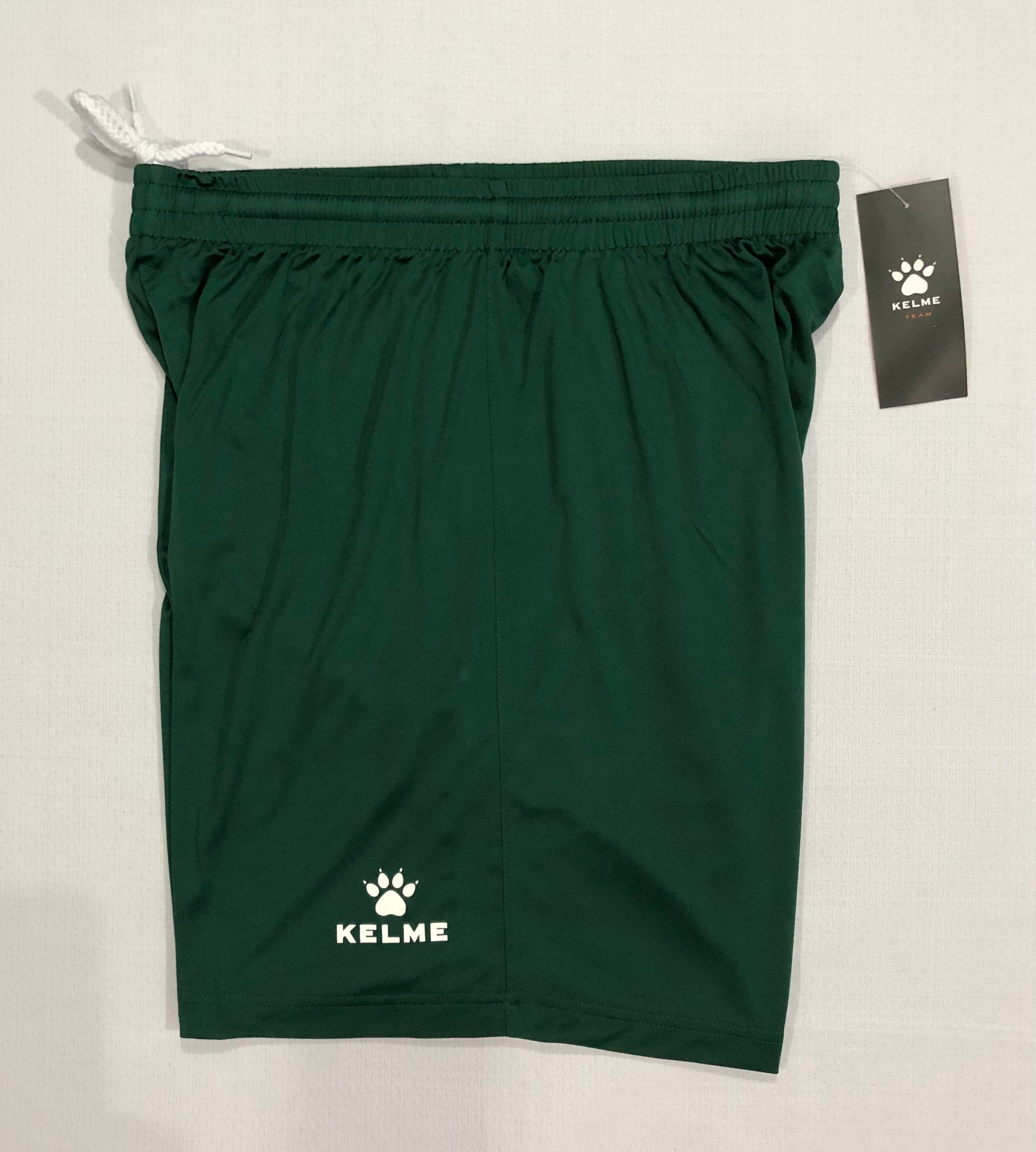 Kelme Adult Short - Bottle Green