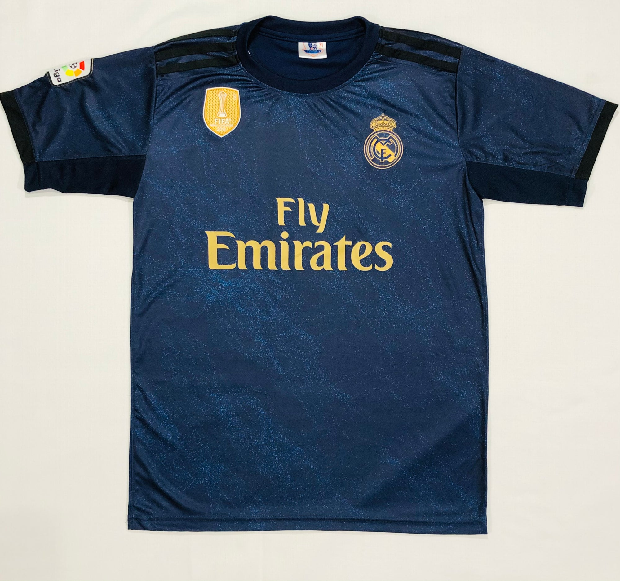 Real Madrid Away 2019/20 Adult Shirt ~ Replica Version