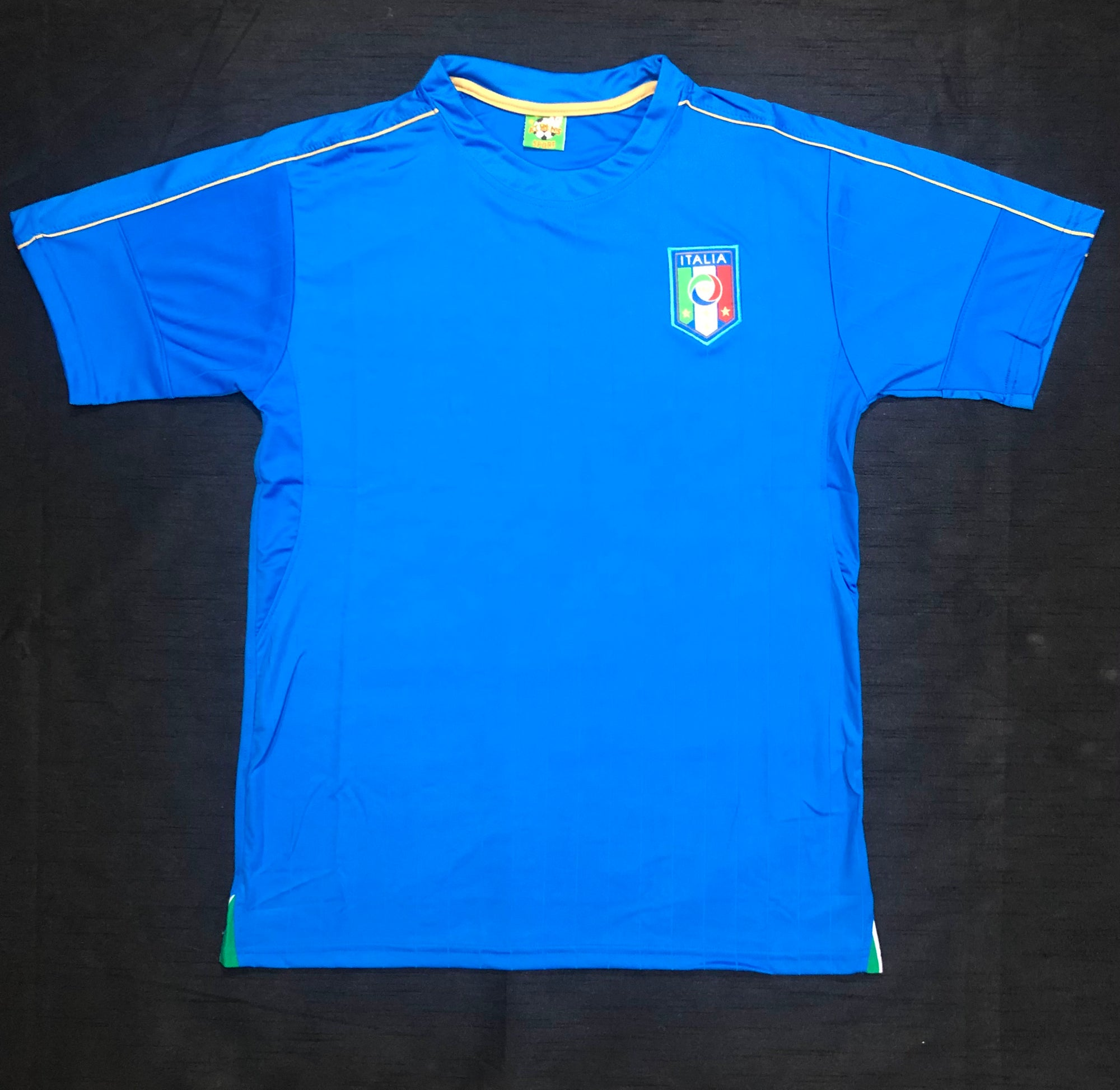 Italy Home Euro2016 Adult Shirt ~ Replica Version