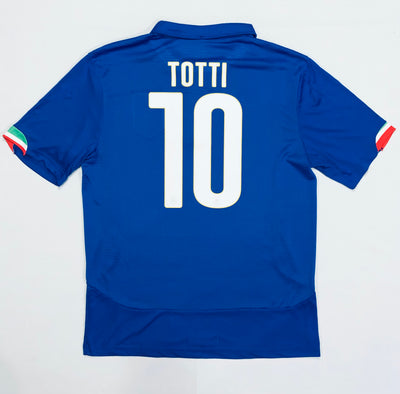 Italy Home WC2014 Adult Shirt ~ Replica Version