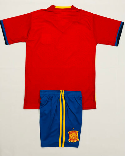 SPAIN EURO 2016 KIDS 2-PIECE SOCCER SET
