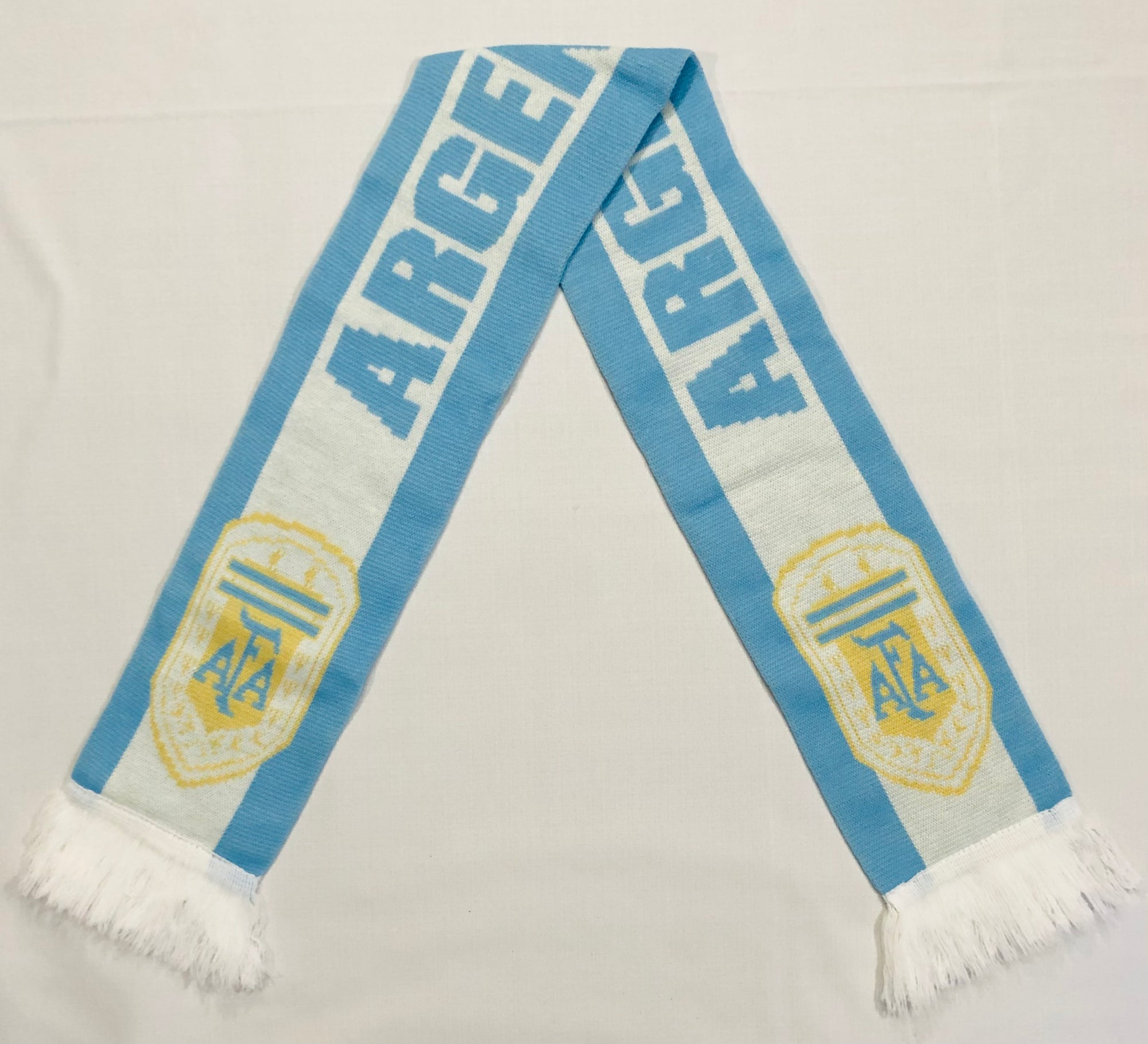 Argentina Supporter's Scarf