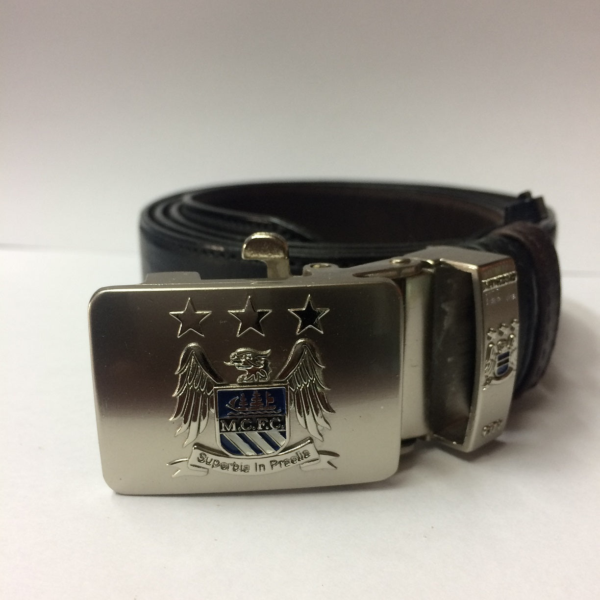 Manchester City Men's Dress Belt