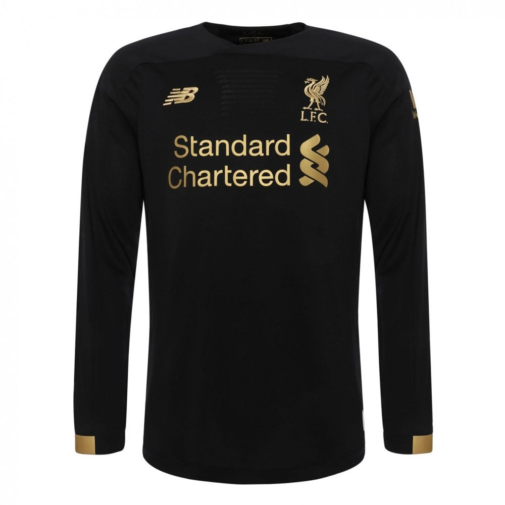 Liverpool Official New Balance Goalkeeper Shirt 2019/20
