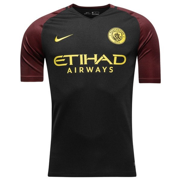 Manchester City Away Shirt 2016/17 Official Nike - Youth
