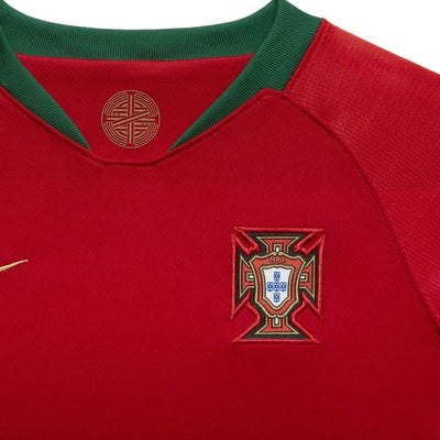 Portugal Home WC2018 Official Nike