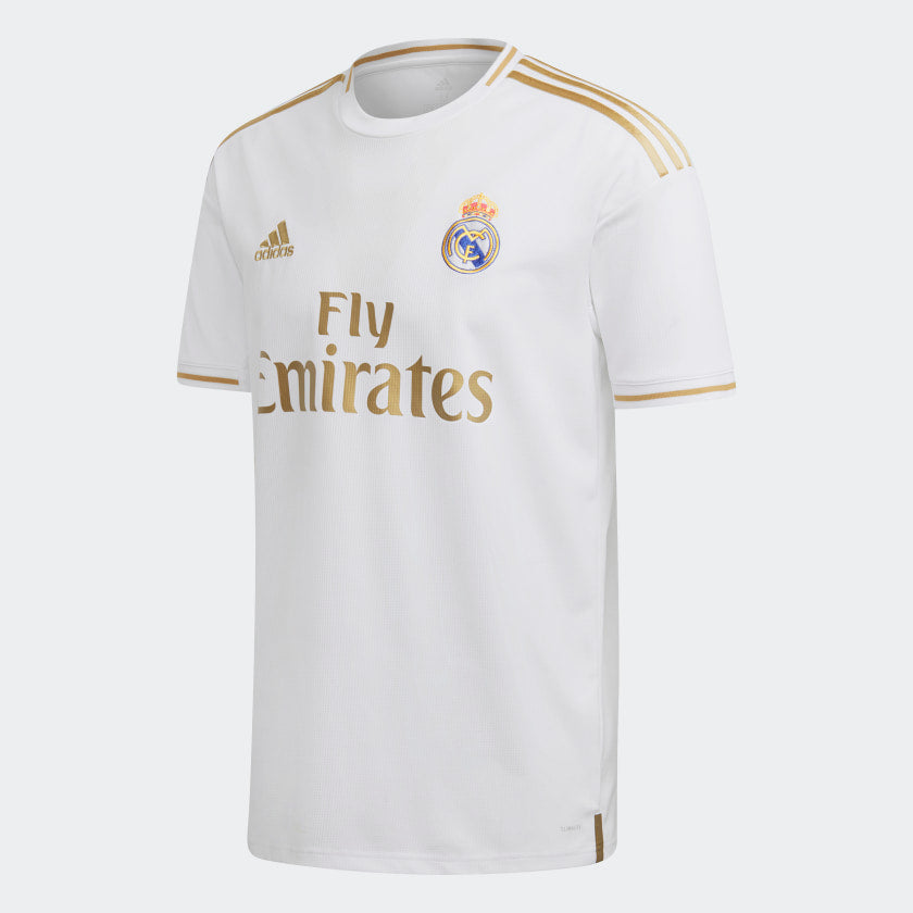 Real Madrid Home 2019/20 Adult Shirt ~ Official Adidas