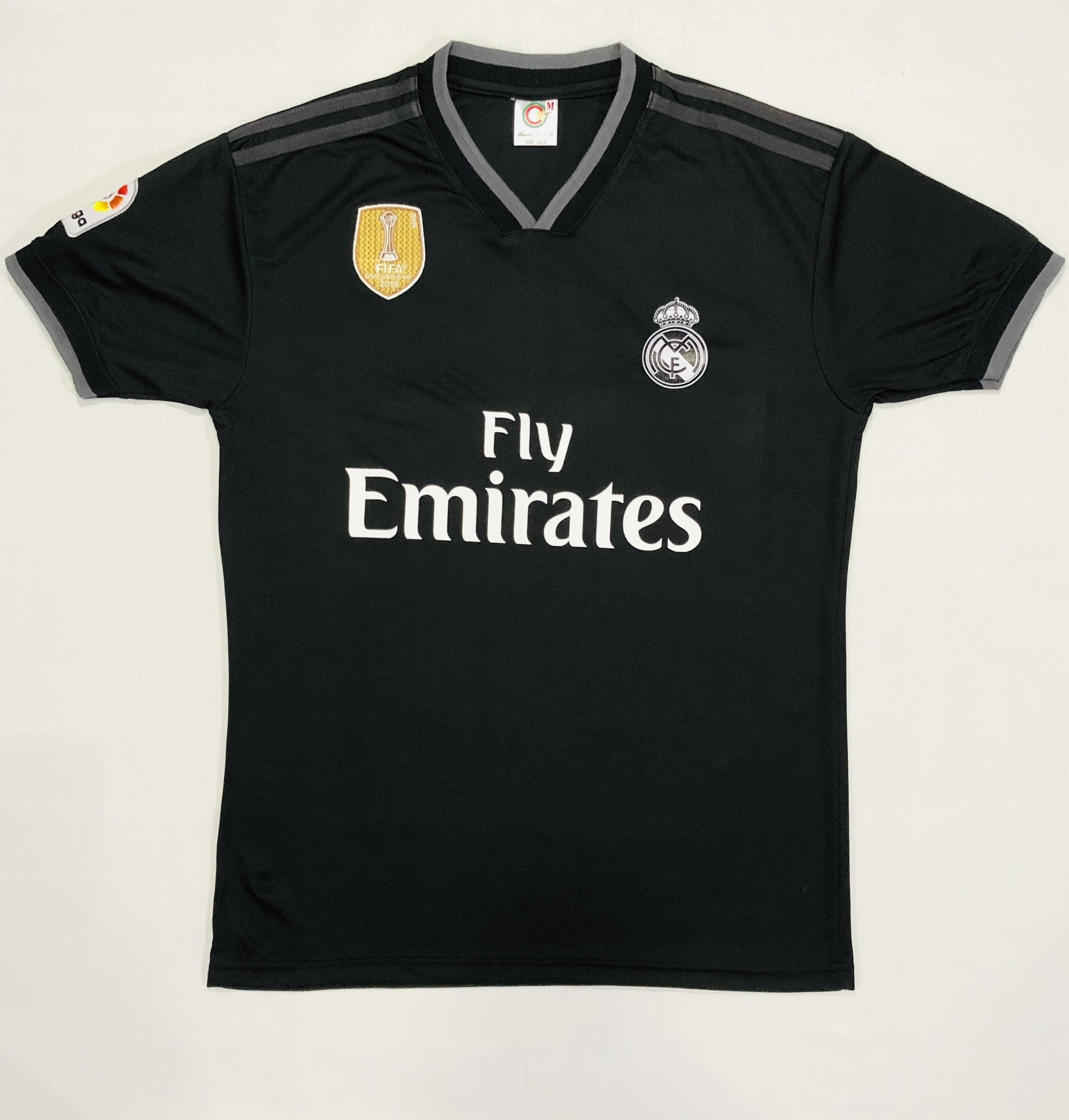Real Madrid Away 2018/19 Adult Shirt ~ Replica Version
