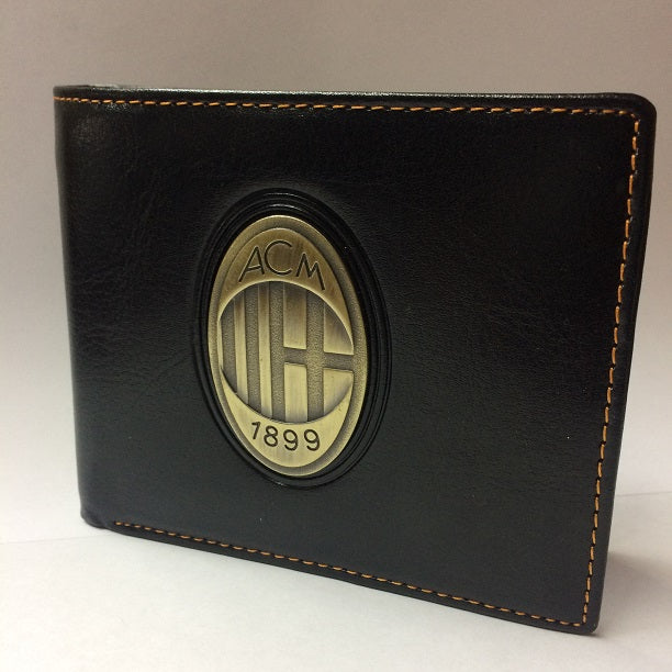AC Milan Leather Wallet