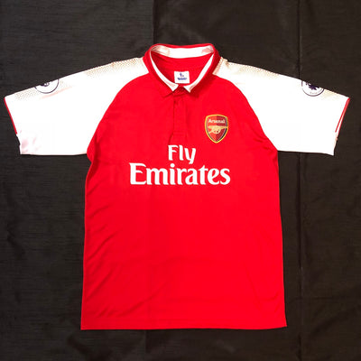 Arsenal Home Shirt 2017/18 ~ Replica (Team Order Only)