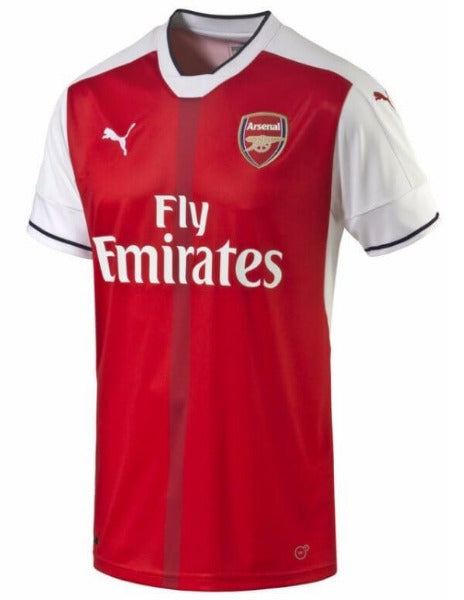Arsenal Official Puma Home Youth Shirt 2016/17