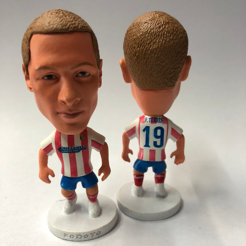 Torres Atletico Madrid Figurine