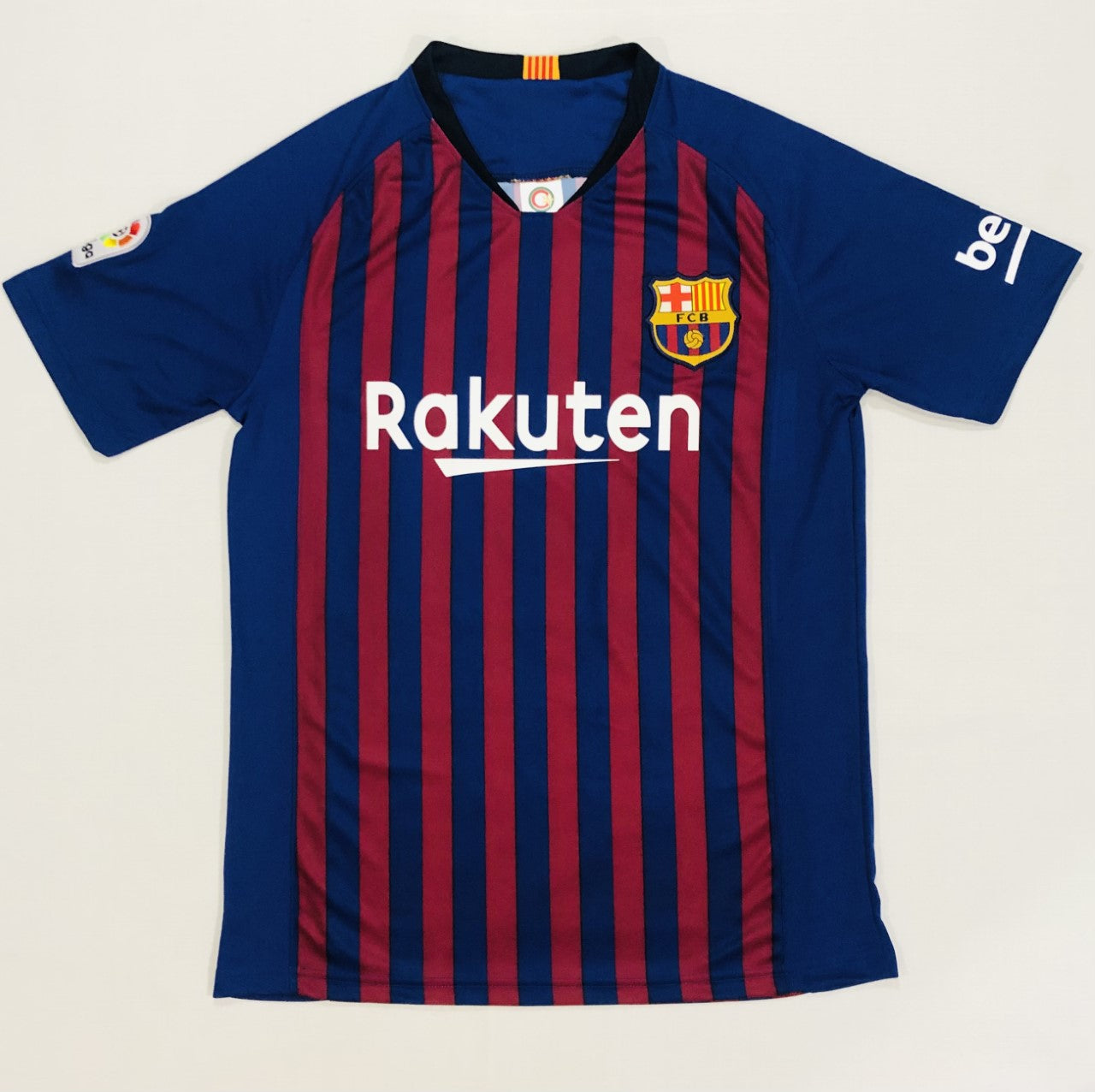 Barcelona Home Shirt 2018/19 ~ Adult Replica (Version ATW)