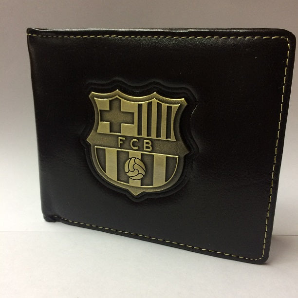 Barcelona Leather Wallet