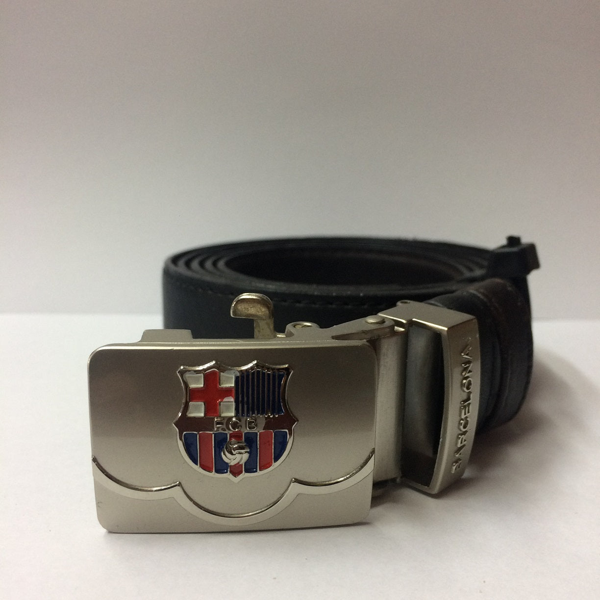 Barcelona Munich Men's Dress Belt
