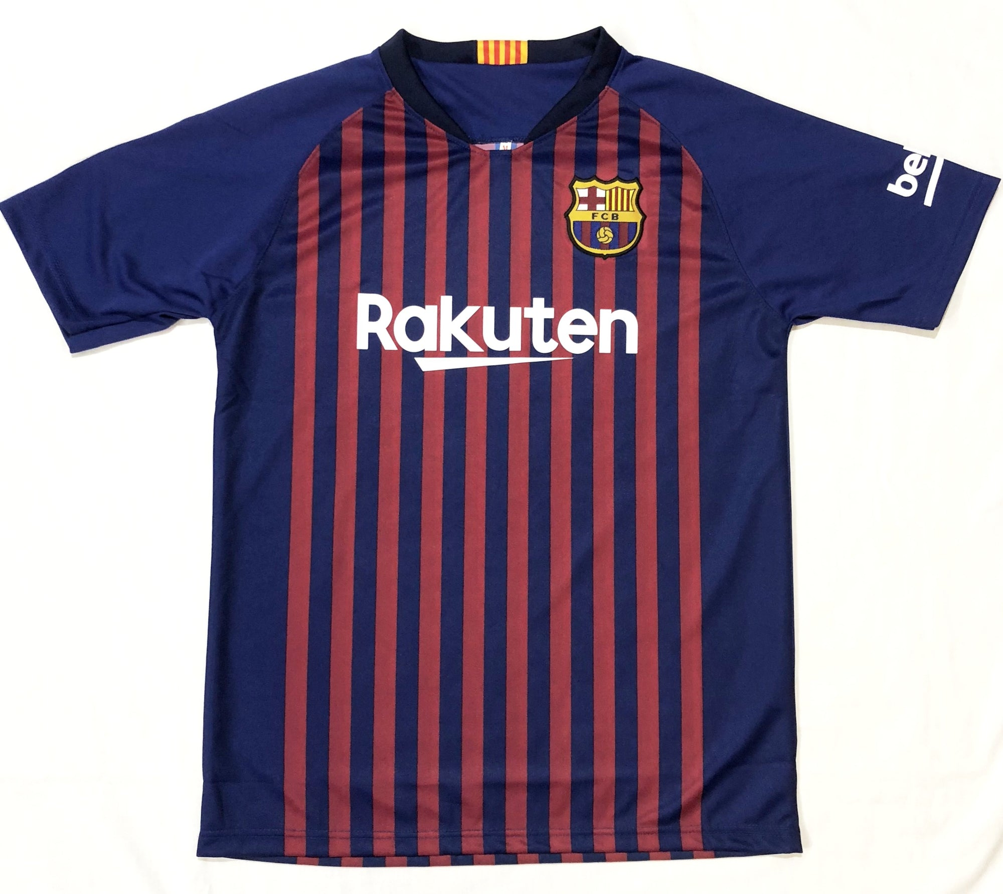 Barcelona 2018/19 Adult Home Shirt ~ Replica Version