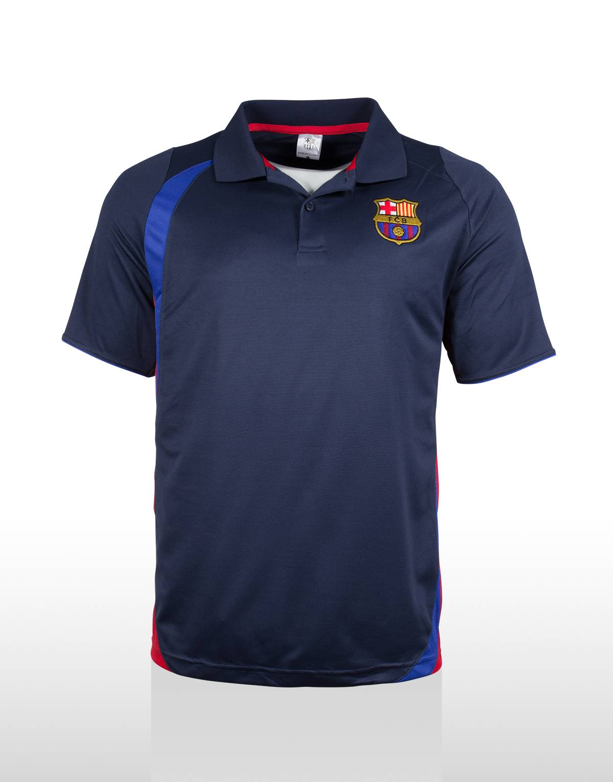 Barcelona Mens Supporter Polo