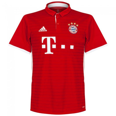 Bayern Munich Home Shirt 2016/17 Official Adidas - Youth
